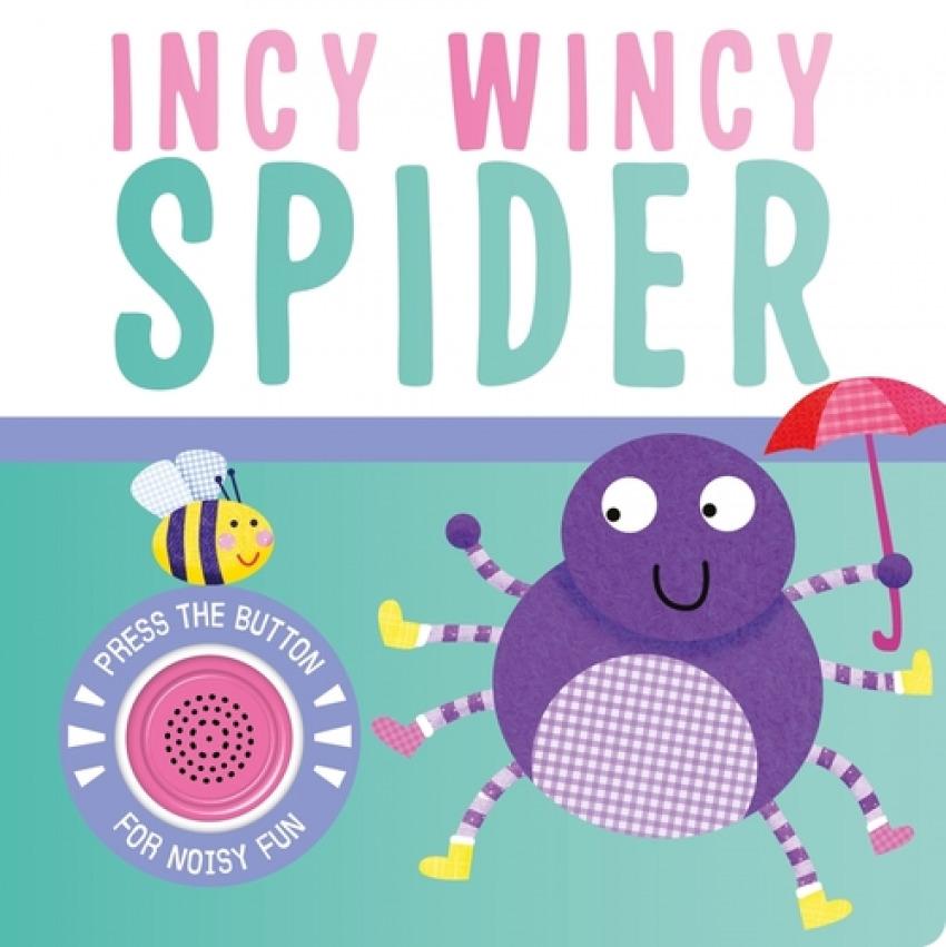 Incy Wincy Spider (Nueva edición)