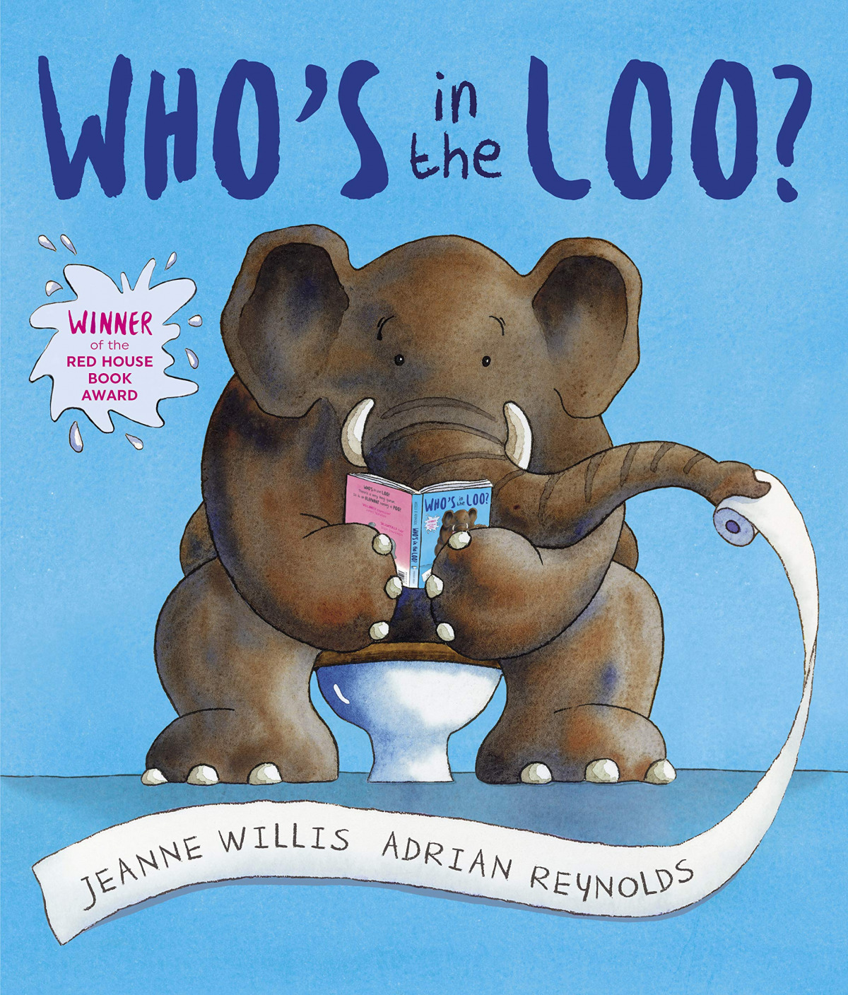 (willis).who´s in the loo?