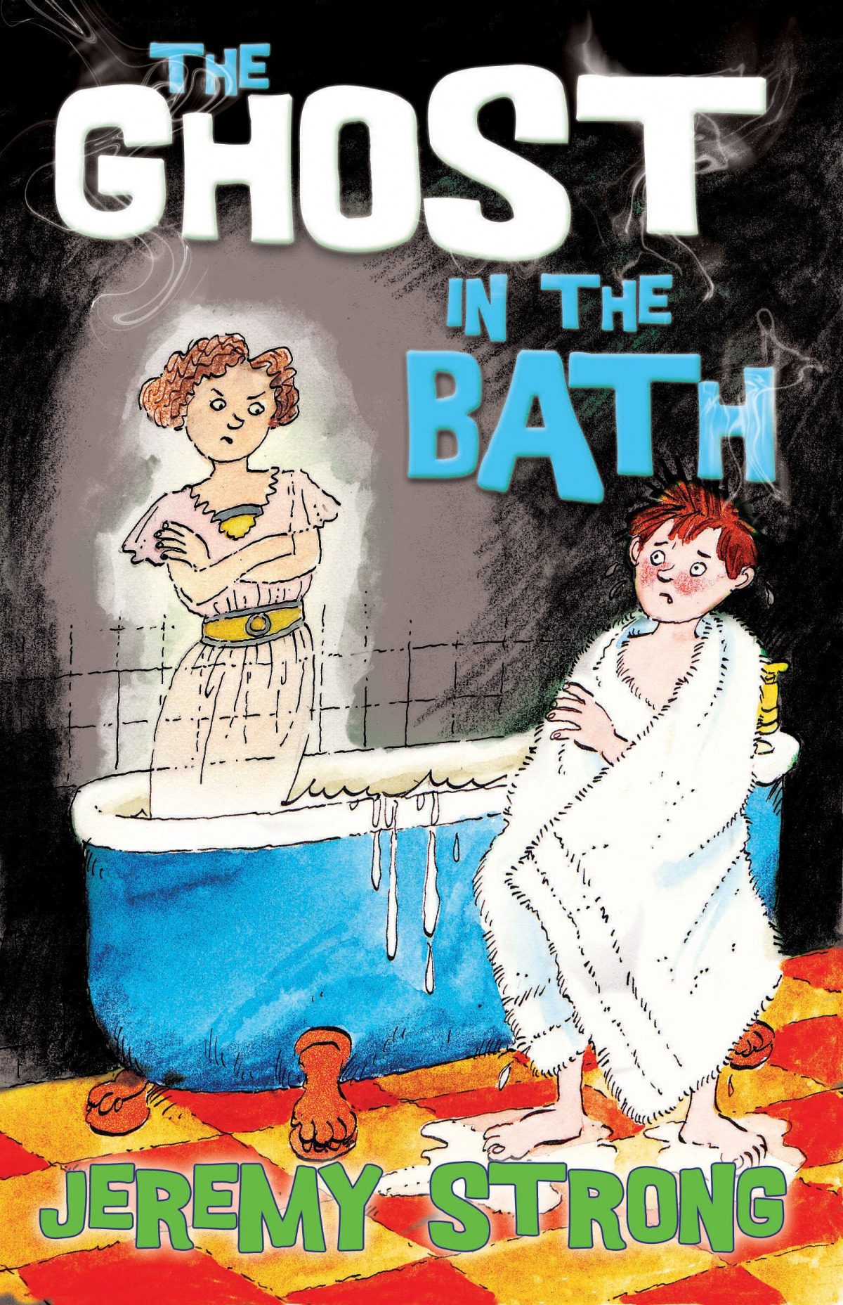 The ghost in the bath