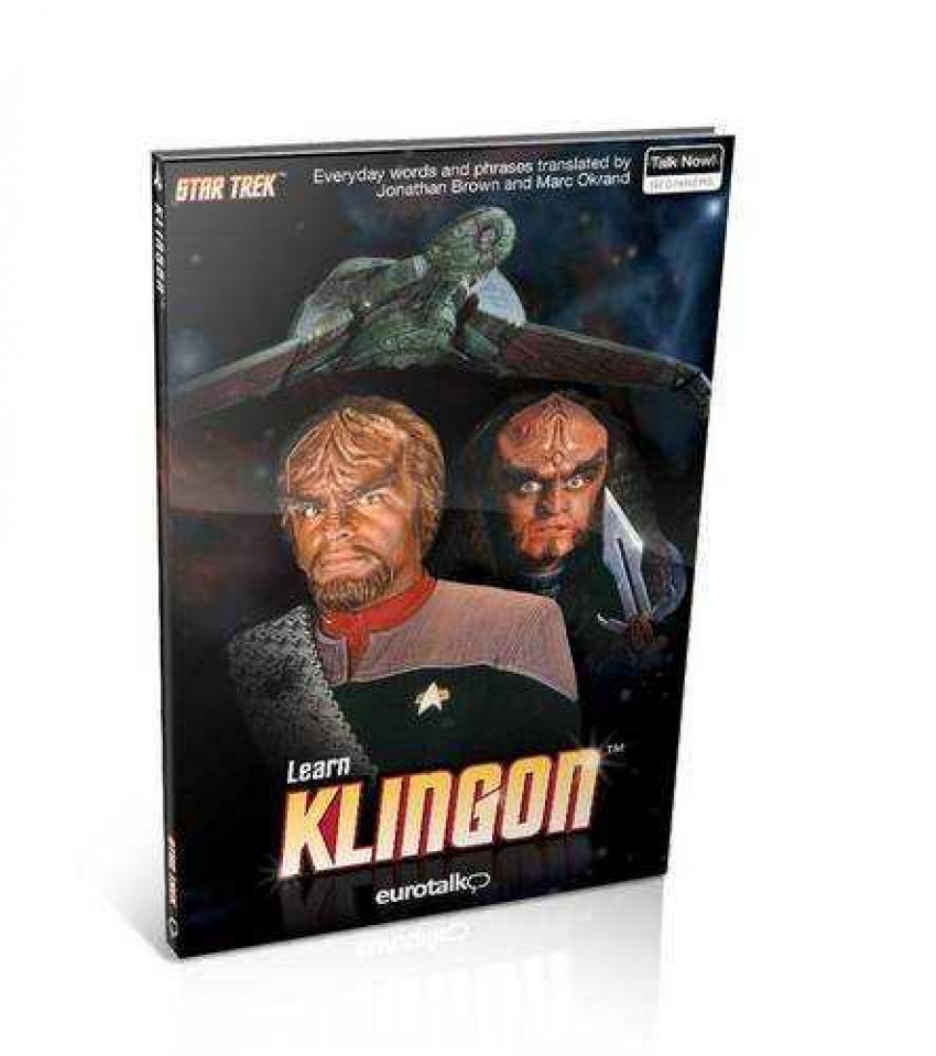 Aprenda Klingoncd Binario