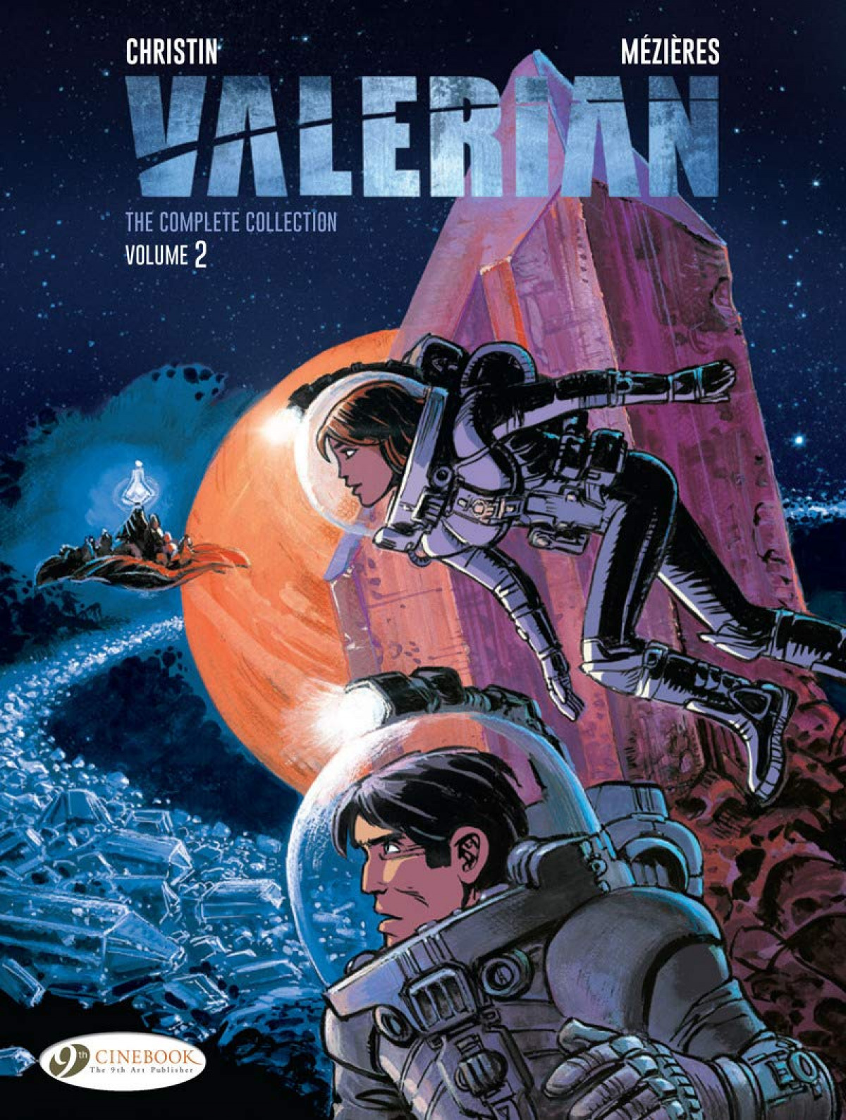 VALERIAN:THE COMPLETE COLLECTION 2