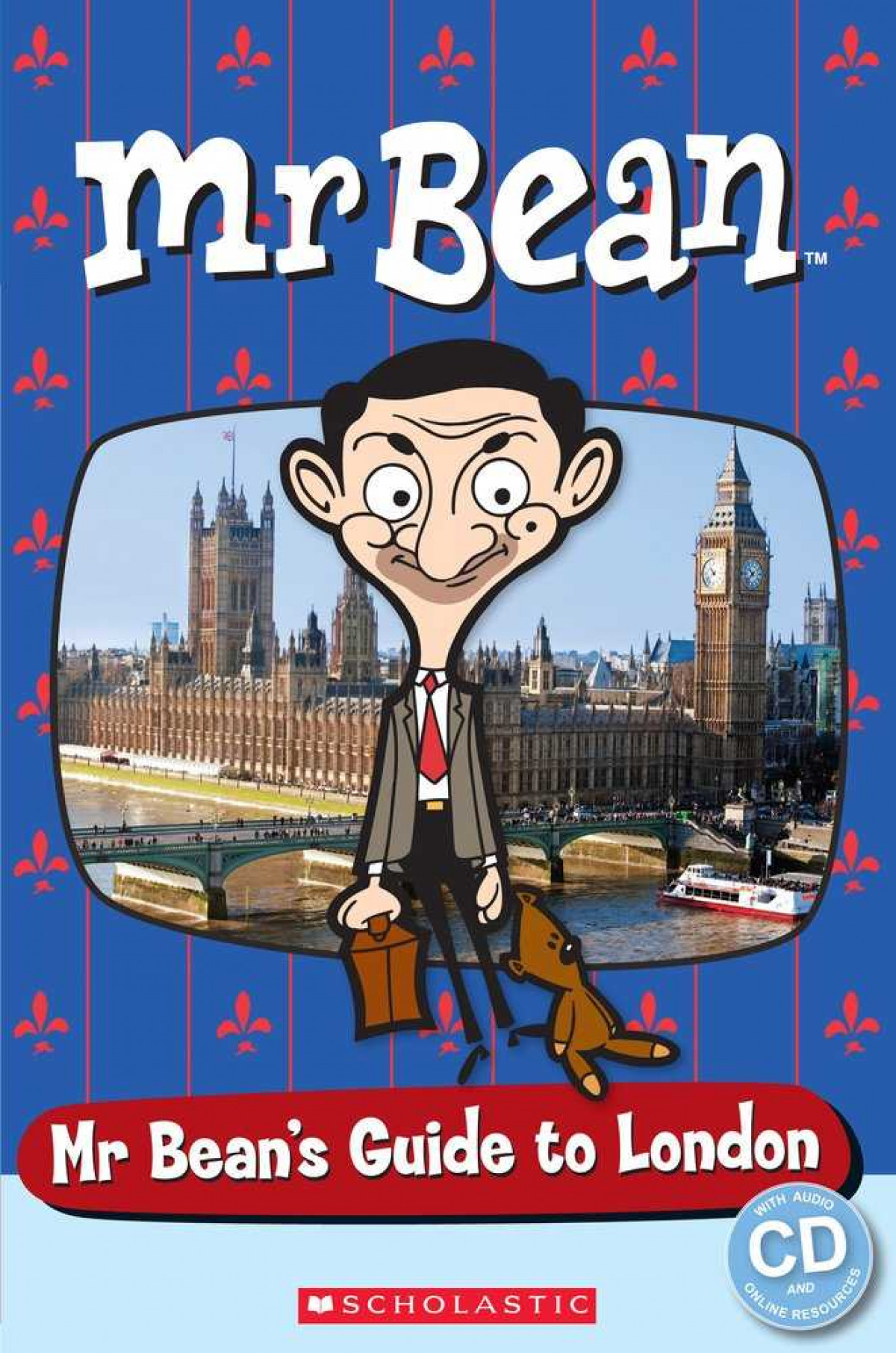 MR BEAN GUIDE TO LONDON