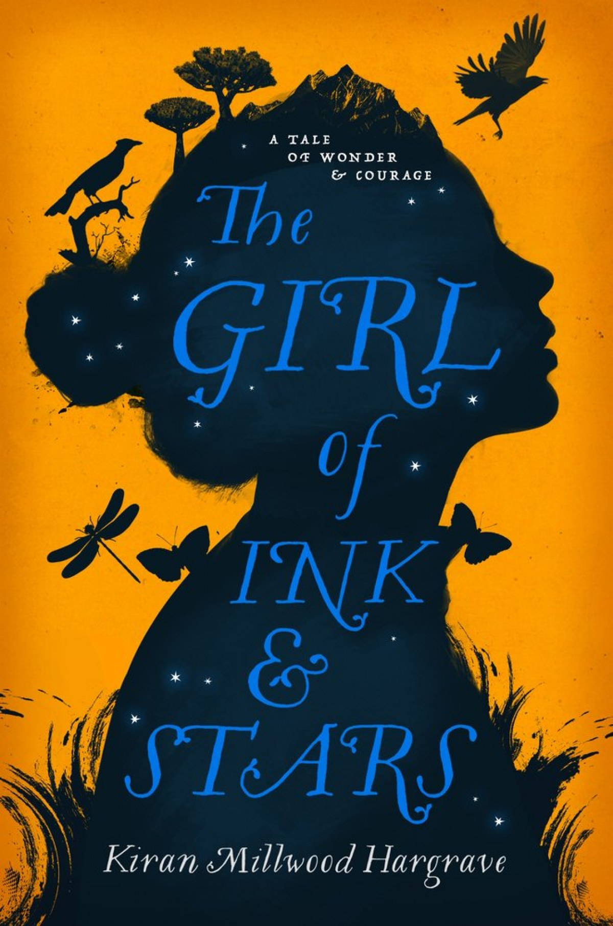 The Girl of Ink