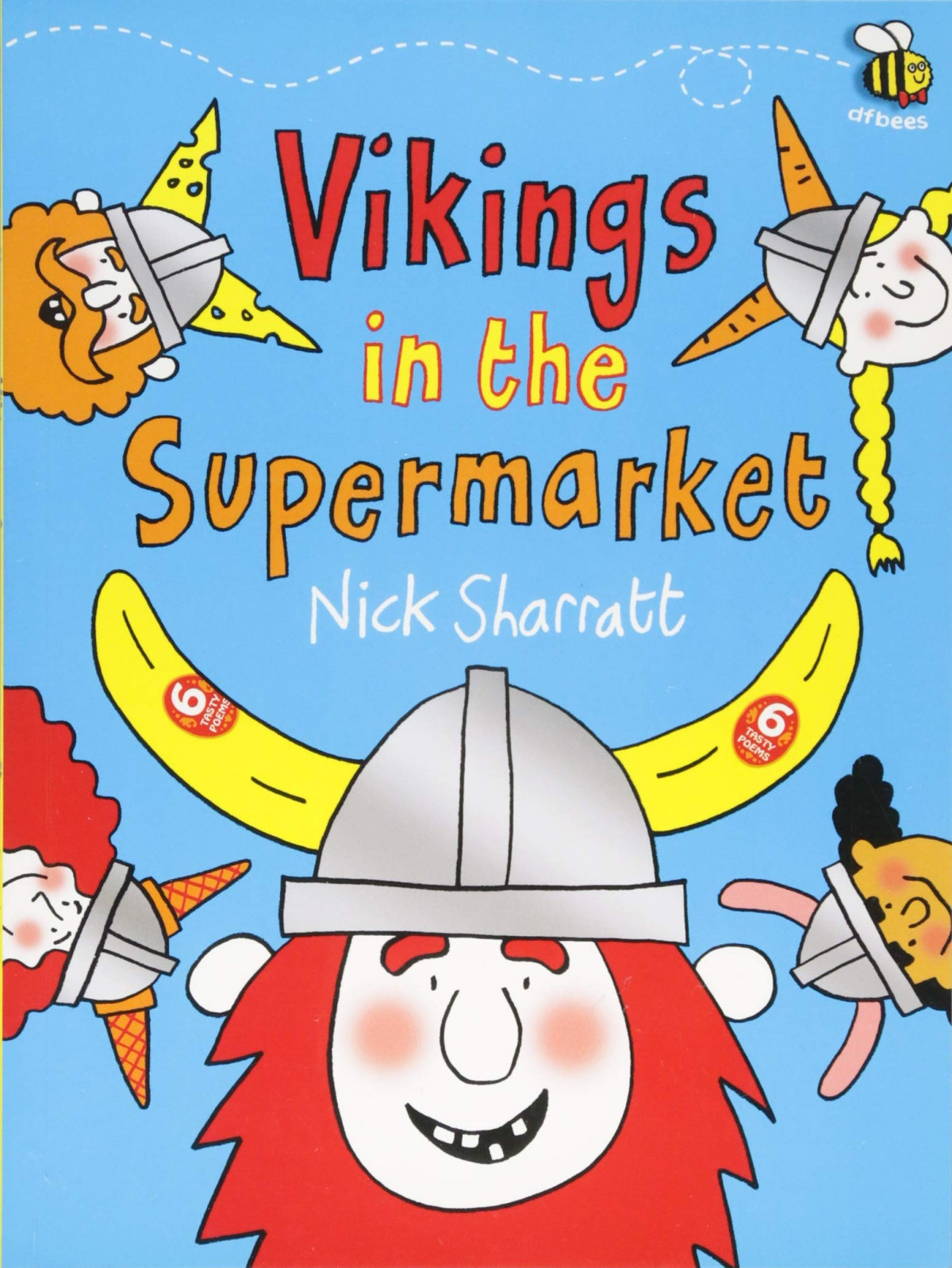 (sharratt).vikings in he supermarket