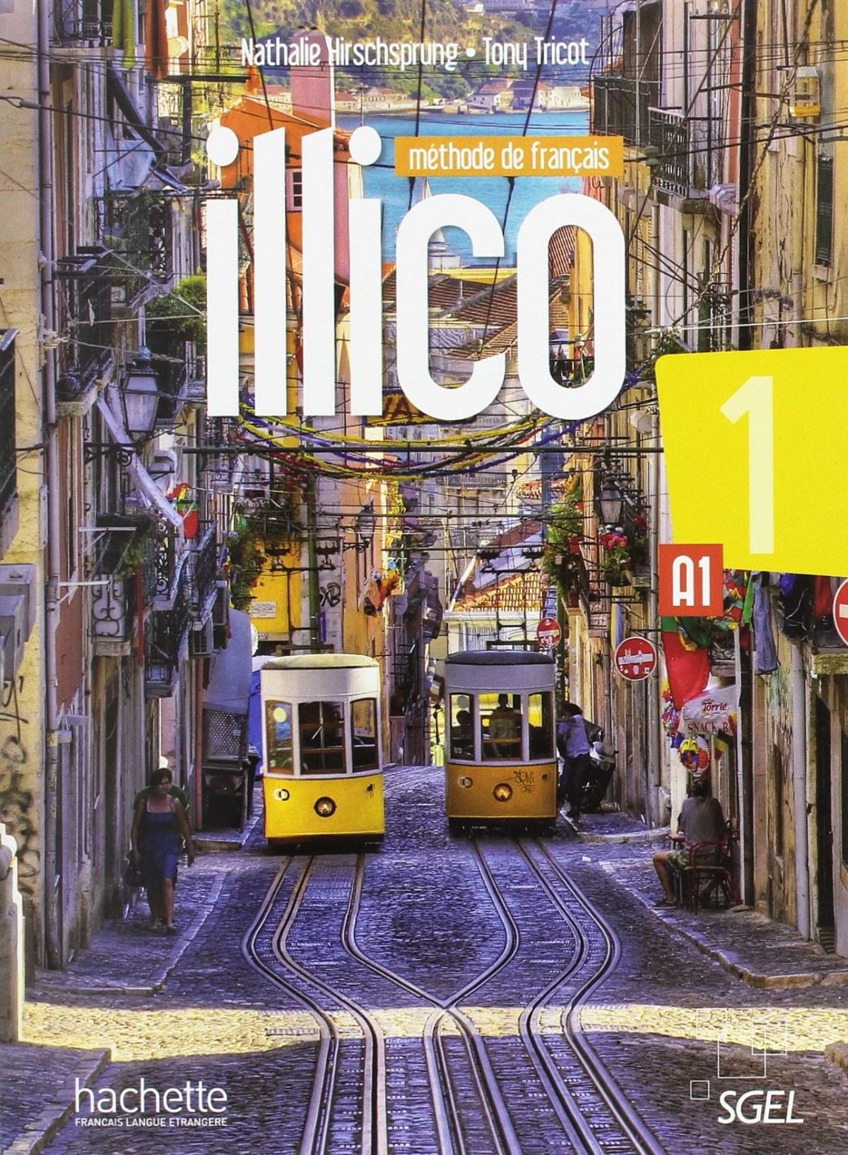 ILLICO 1 A1 ALUMNO +DVDROM