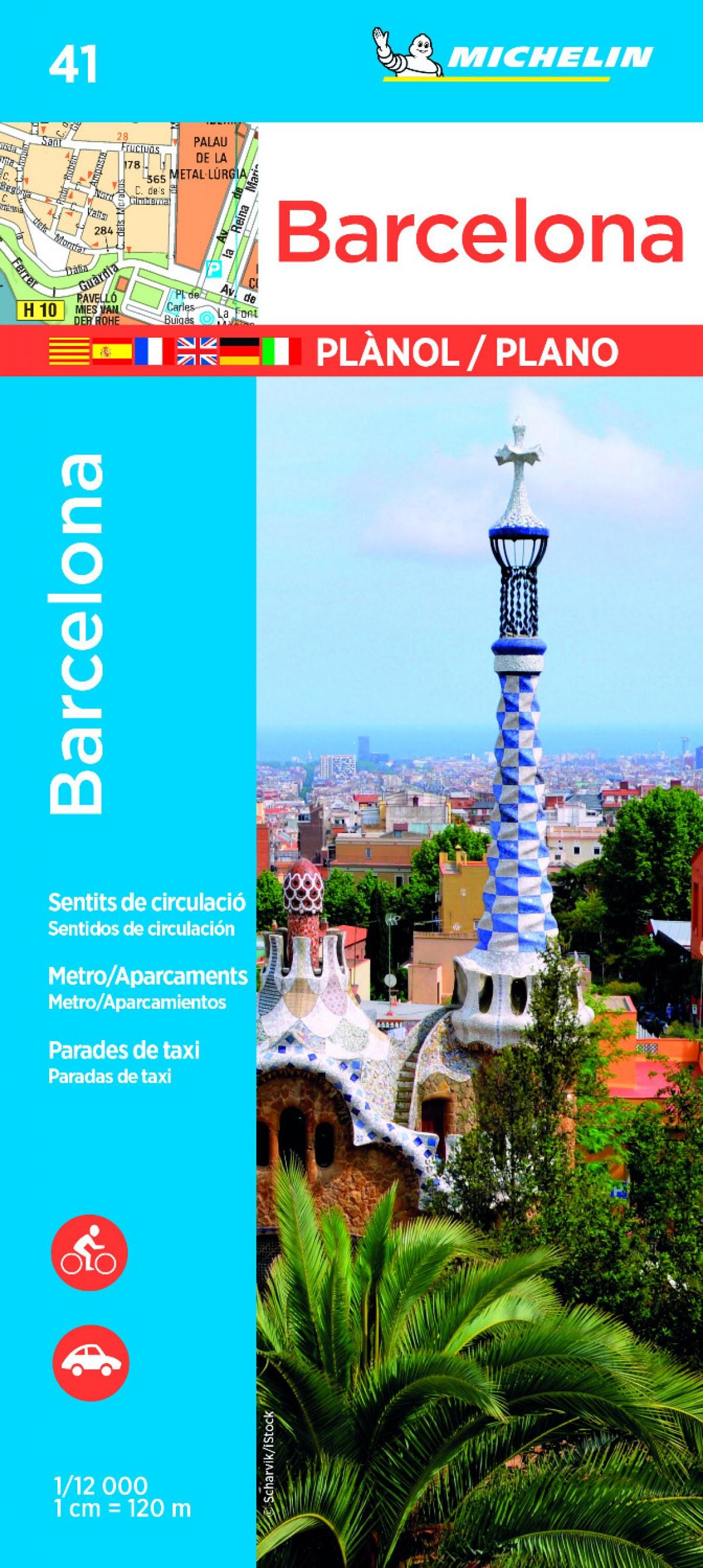 BARCELONA 41 9782067228320