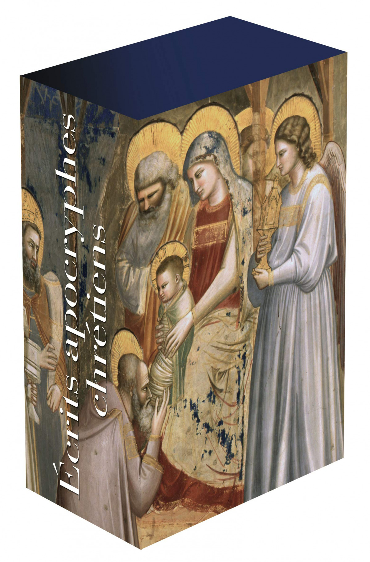 ECRITS APOCRYPHES CHRETIENS COFFRET 2 VOLUMES