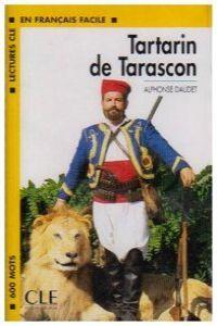 K7.TARTARIN DE TARASCON.CASSETTE.(LECTURES FRANCAIS FACILE)