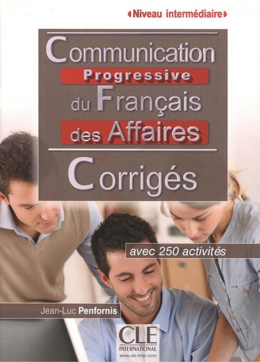 COMMUNICATION PROGRESSIVE FRANÇAIS AFFAIRES.(INTERMEDIAIRE)