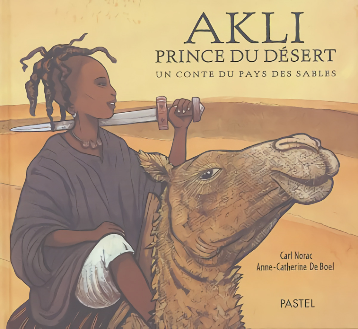 Akli,prince du desert