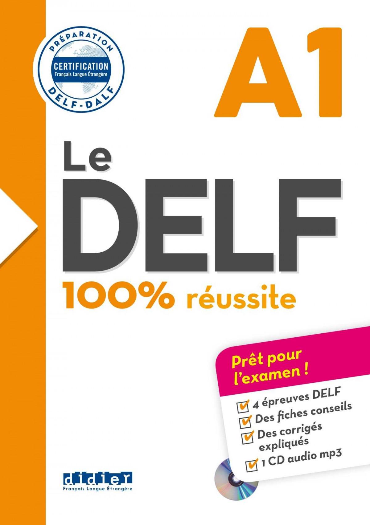 Nouveau delf a1 (ed. 2016) - livre + cd