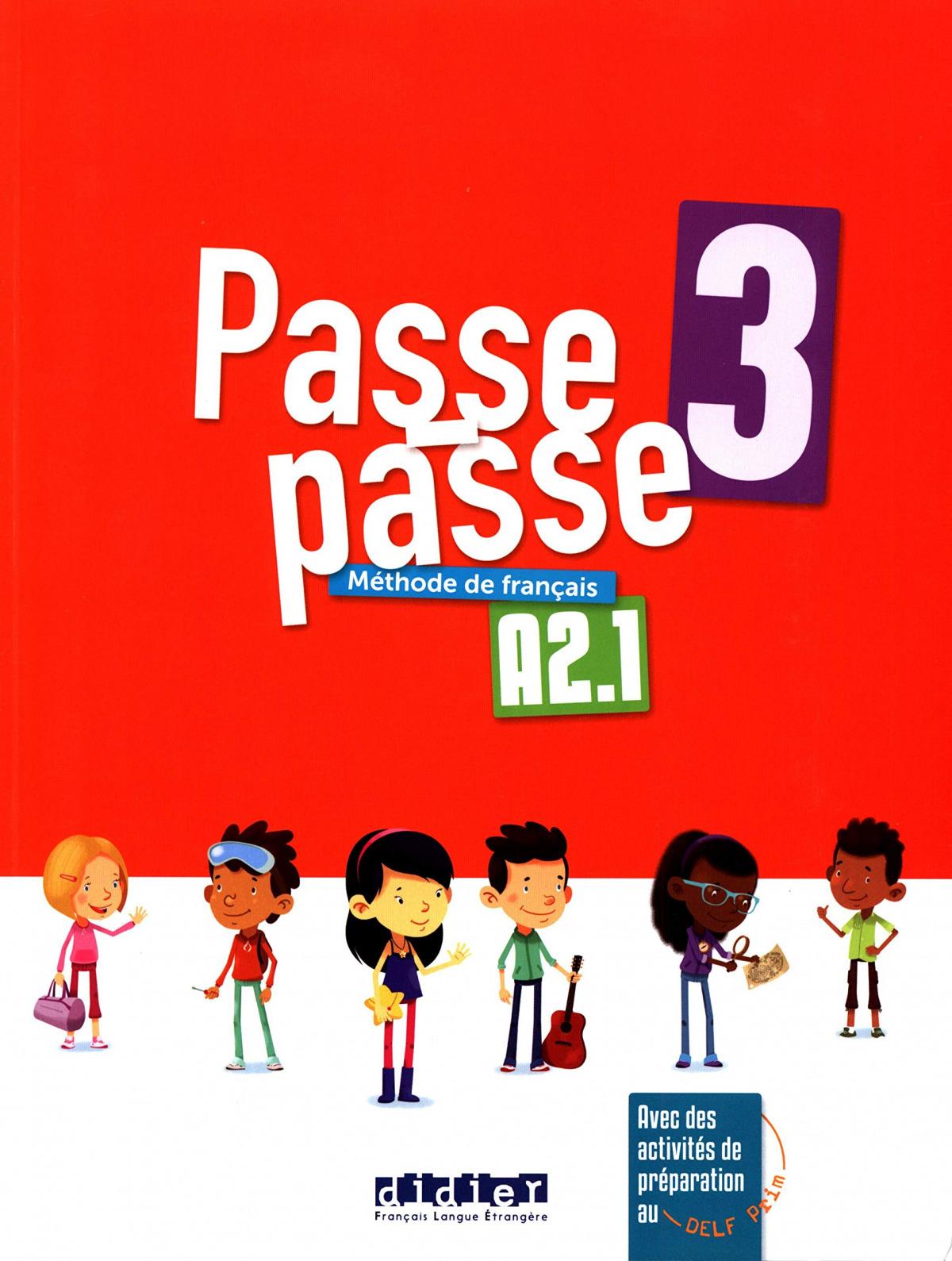 PASSE PASSE 3 - A2.1 ELEVE