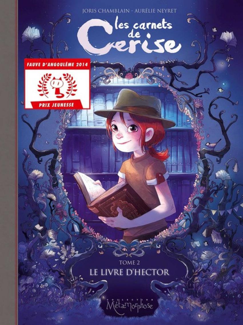 LES CARNETS DE CERISE 2: LIVRE D'HECTOR