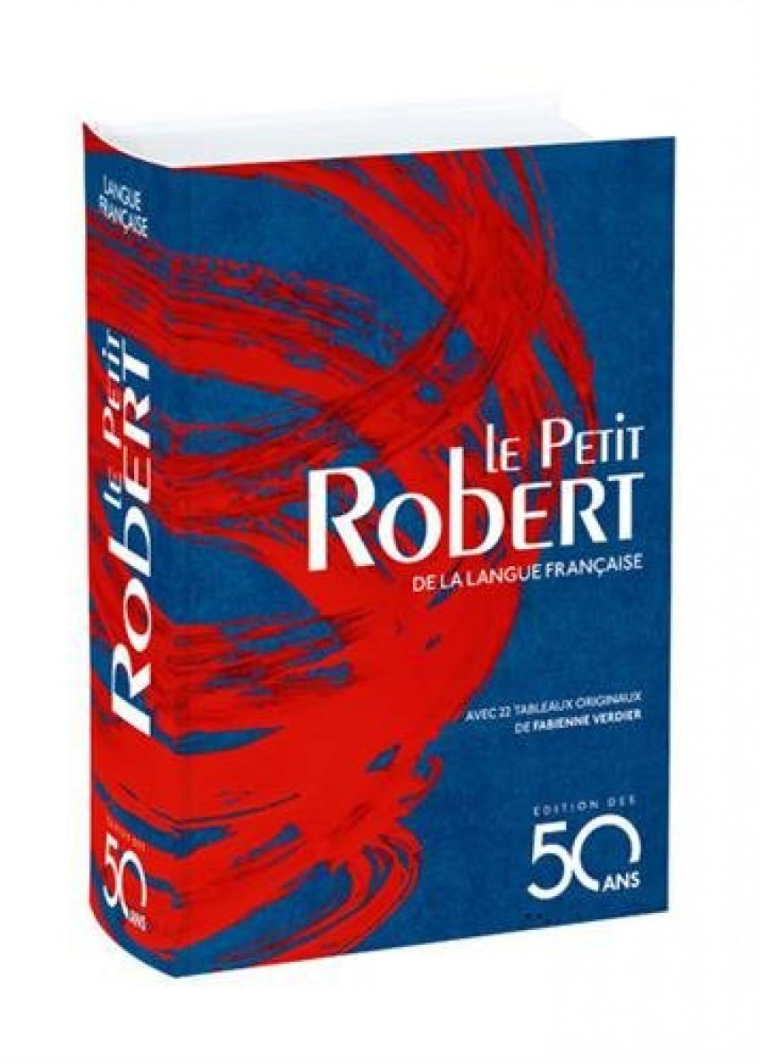 PETIT ROBERT LANGUE FRANÇAISE, LE