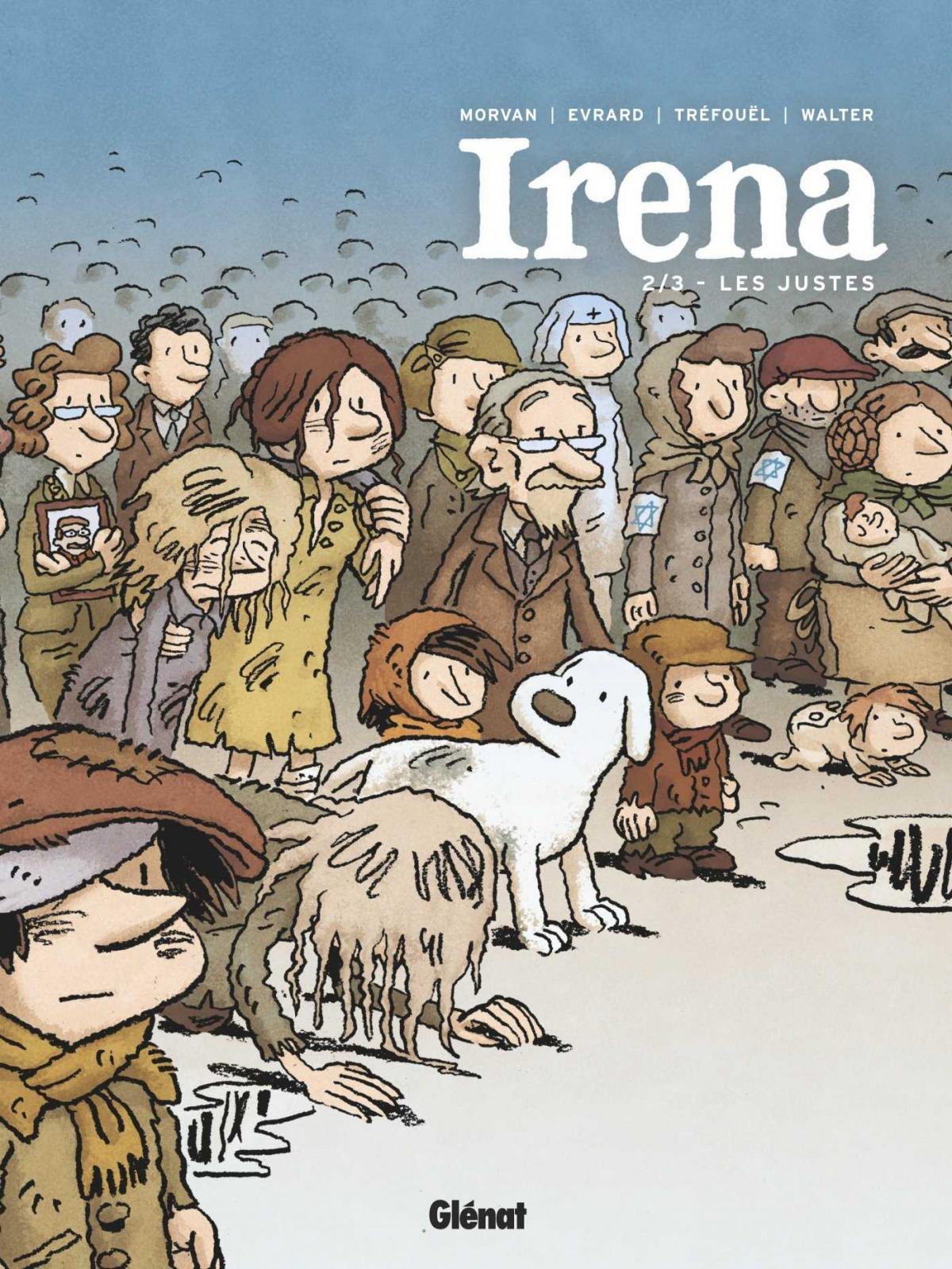 Irena. 2/3 Les Justes