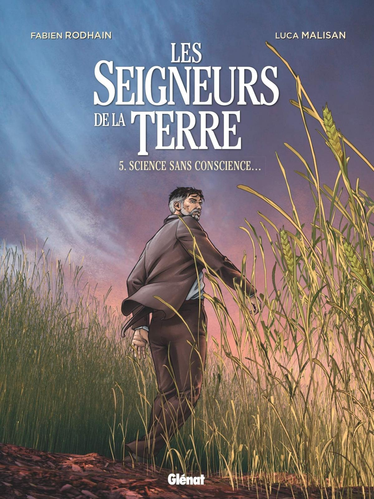 LES SEIGNEURS DE LA TERRE TOME 5