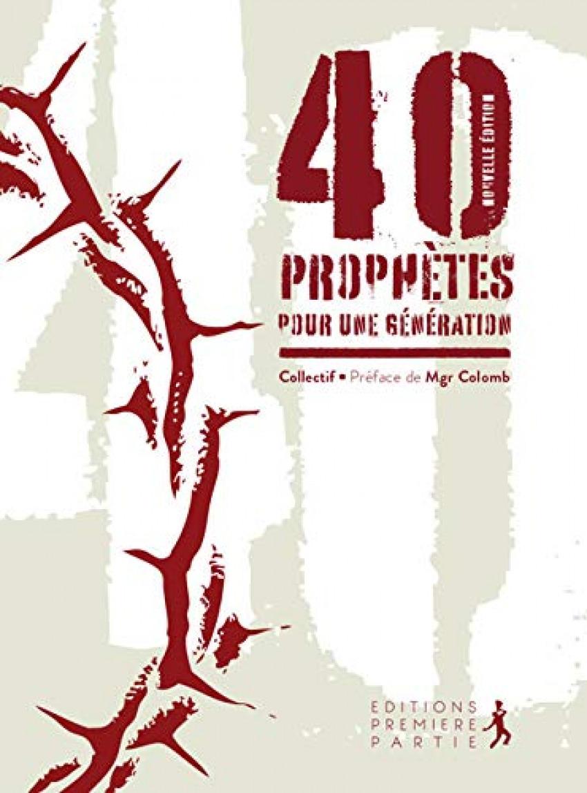 40 prophètes pour une generation