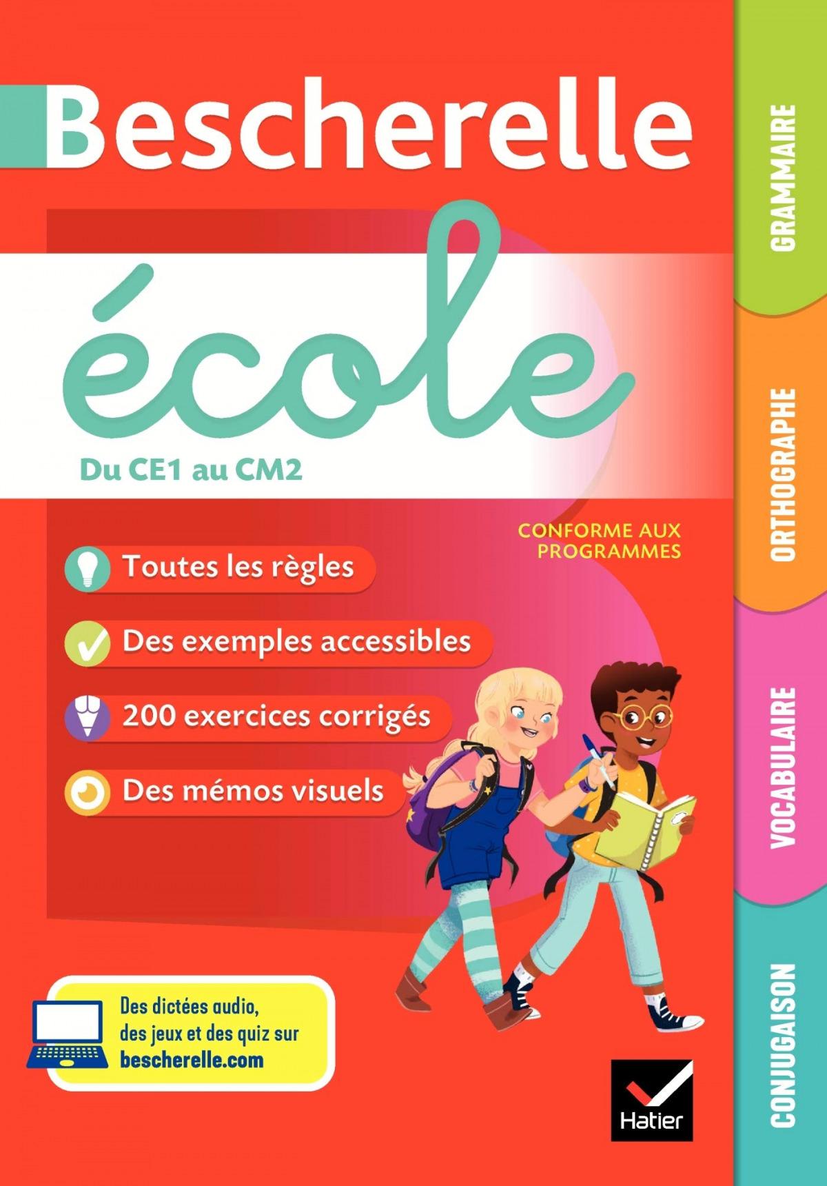BESCHERELLE - ECOLE ED.21