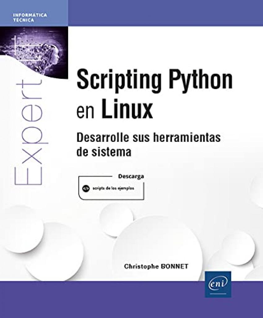Scripting Python en Linux - Desarrolle sus herramientas de sistema