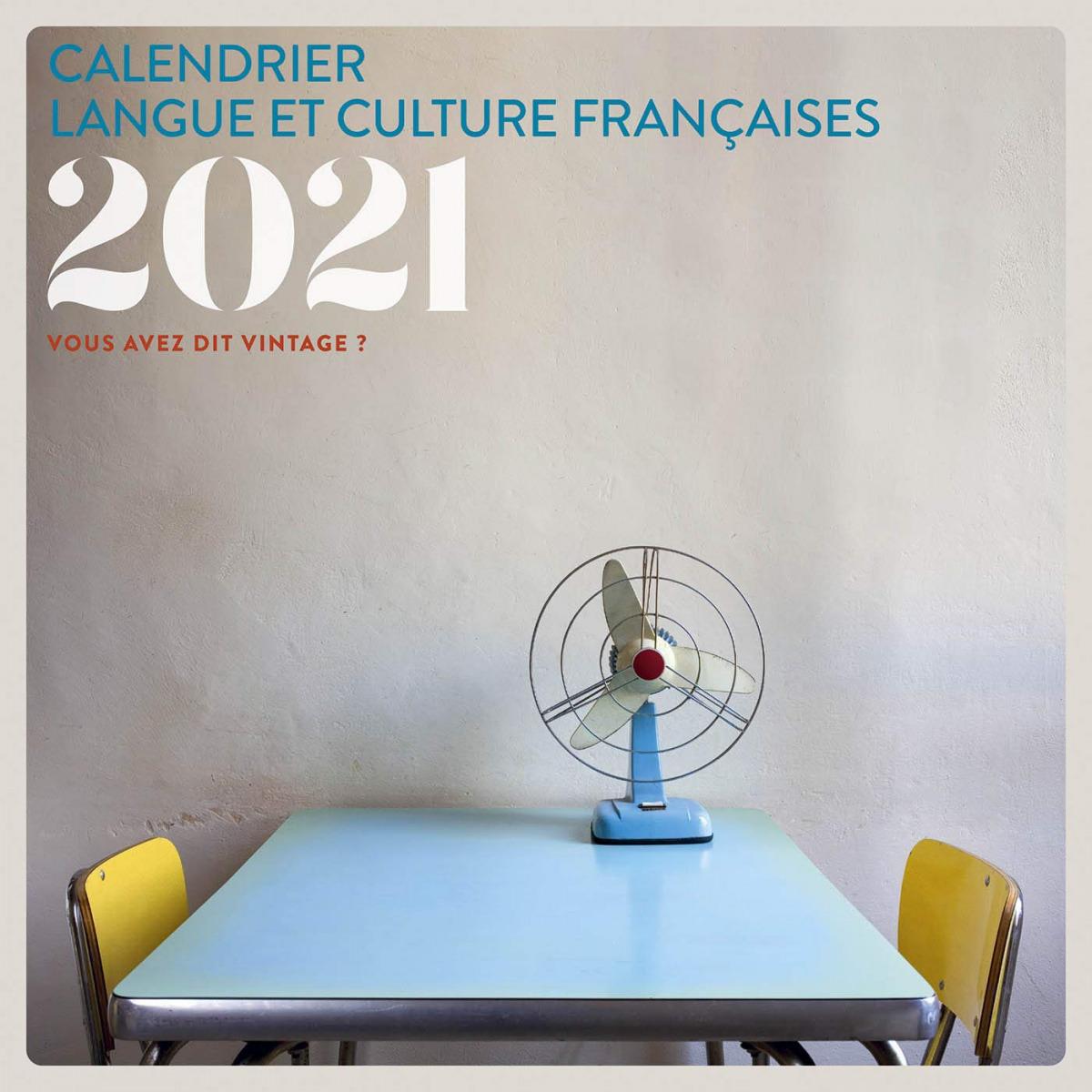 Calendrier langue et culture française
