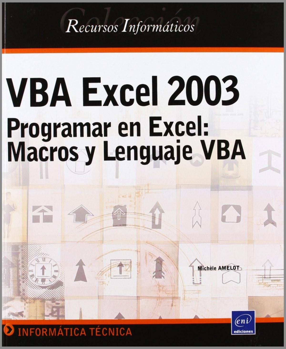 Recursos Inform. VBA EXCEL 2003