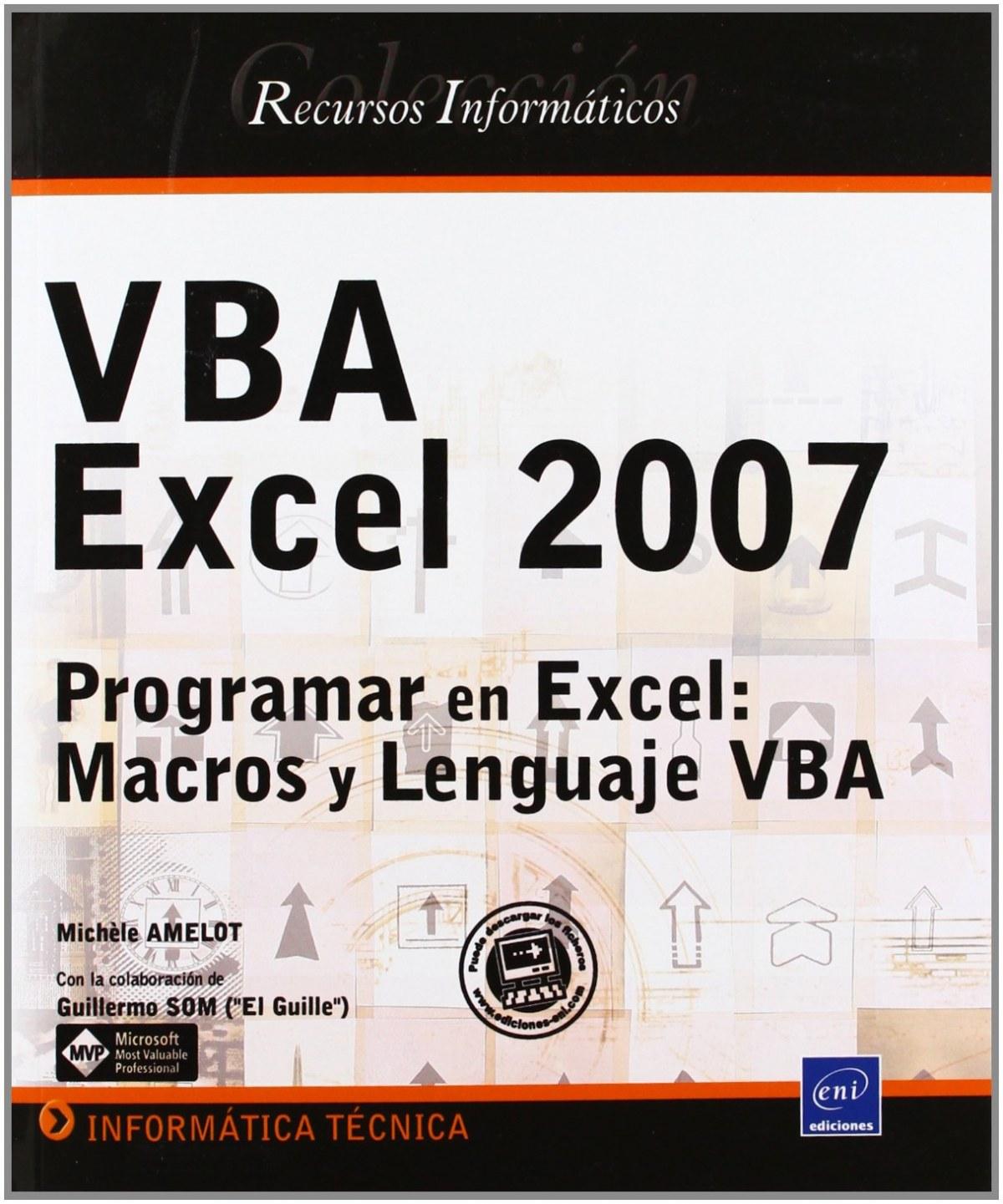 Recursos Inform. VBA EXCEL 2007