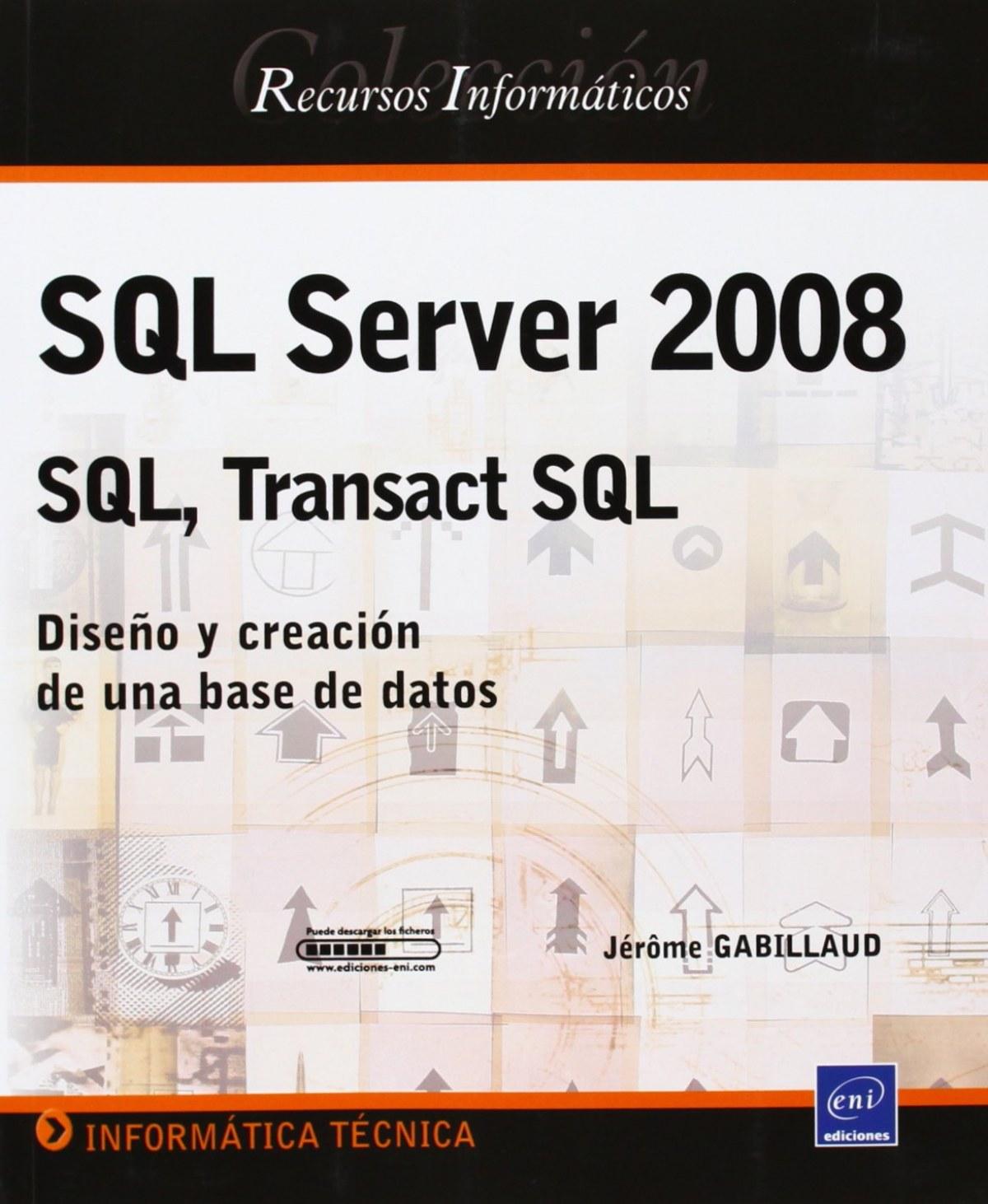 Recursos Inform. SQL Server 2008 - SQL, Transact SQL