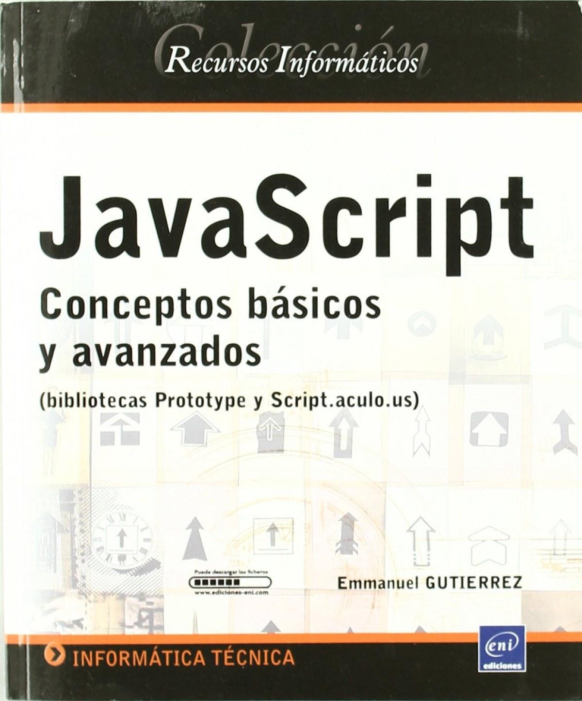 Javascript: conceptos basicos y avanzados