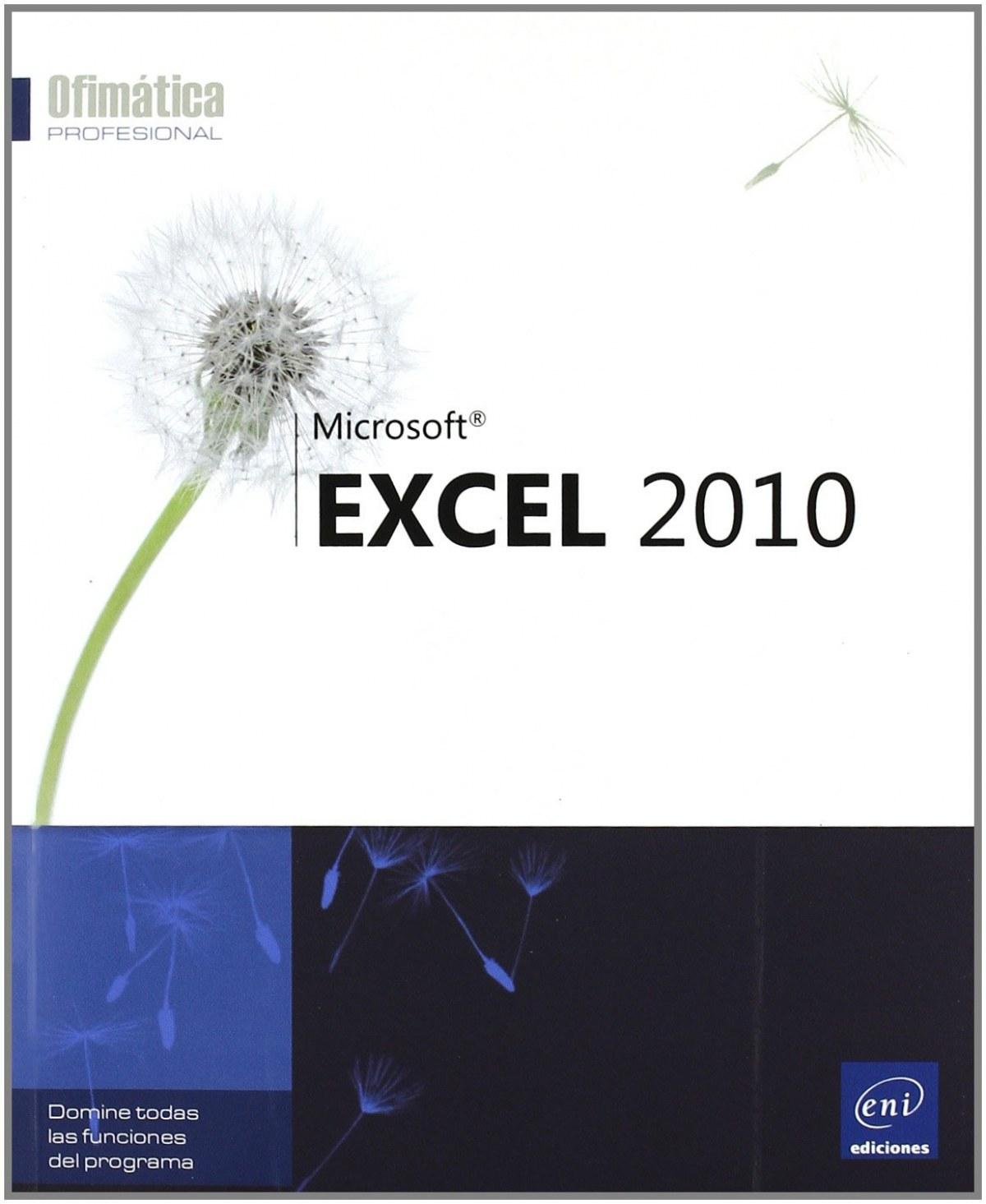 Pack Ofimática Excel 2010