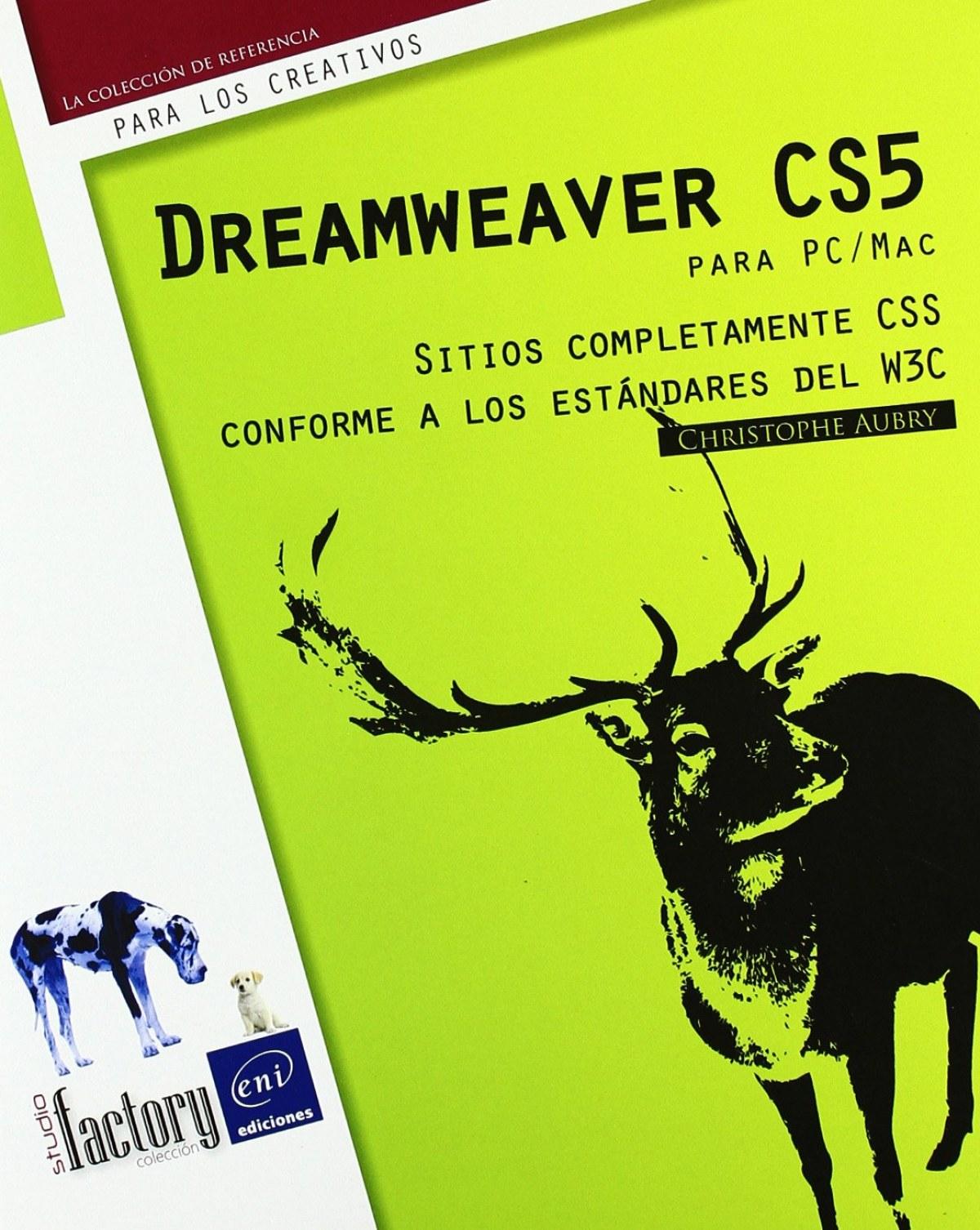 Studio Factory Dreamweaver CS5