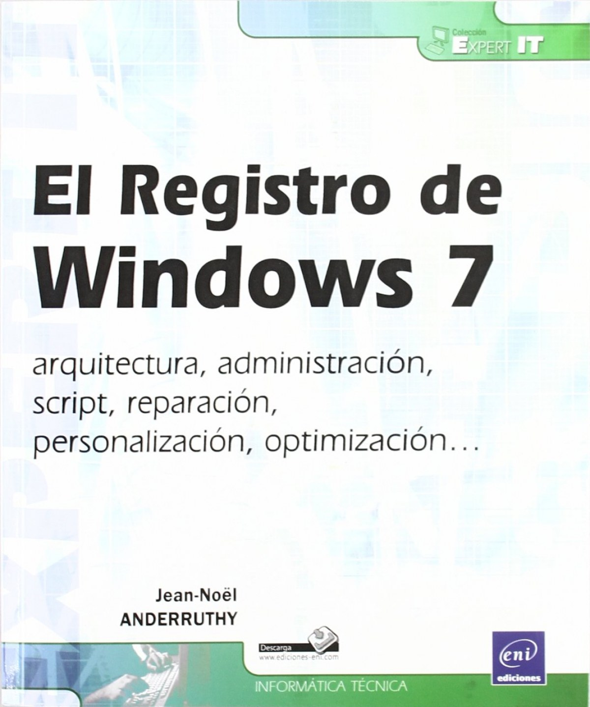Expert IT El Registro de Windows 7