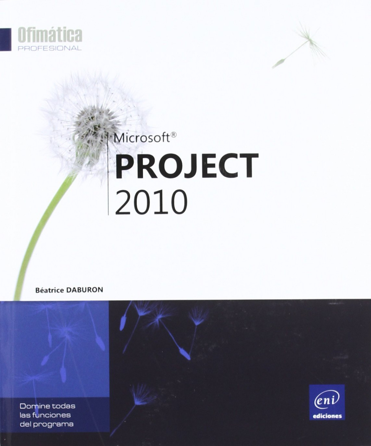 Ofimática Prof. Project 2010