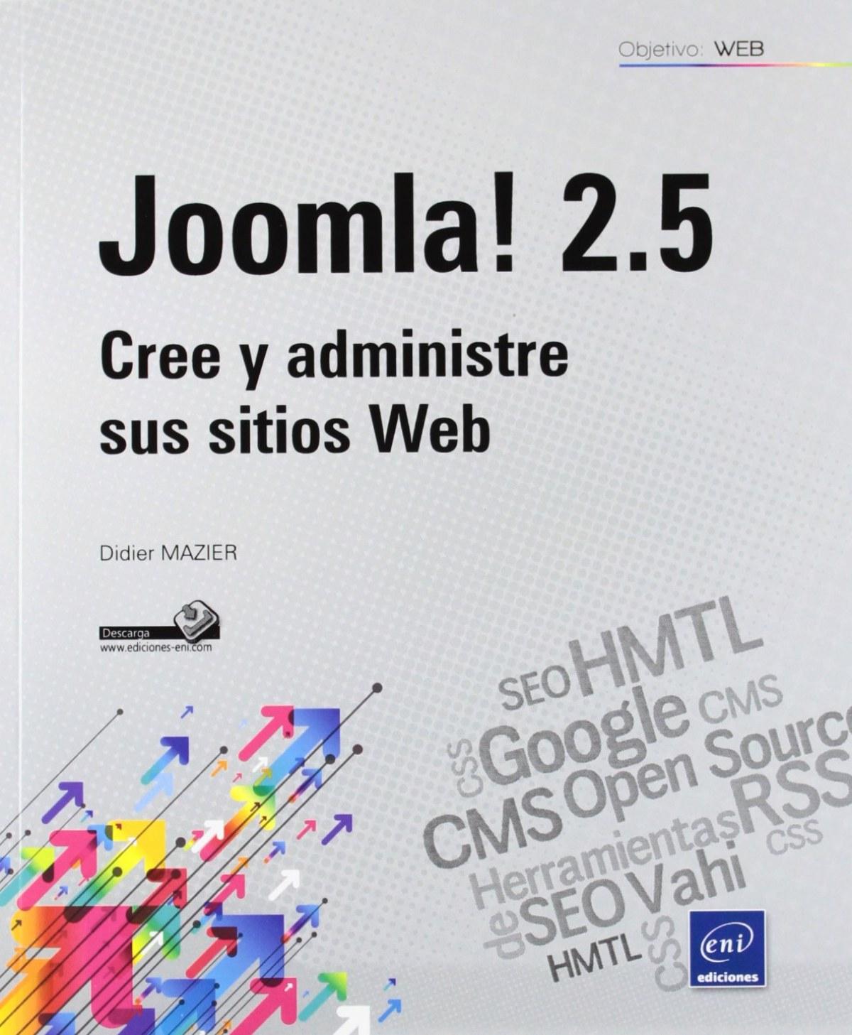 Objetivo: Web Joomla! 2.5