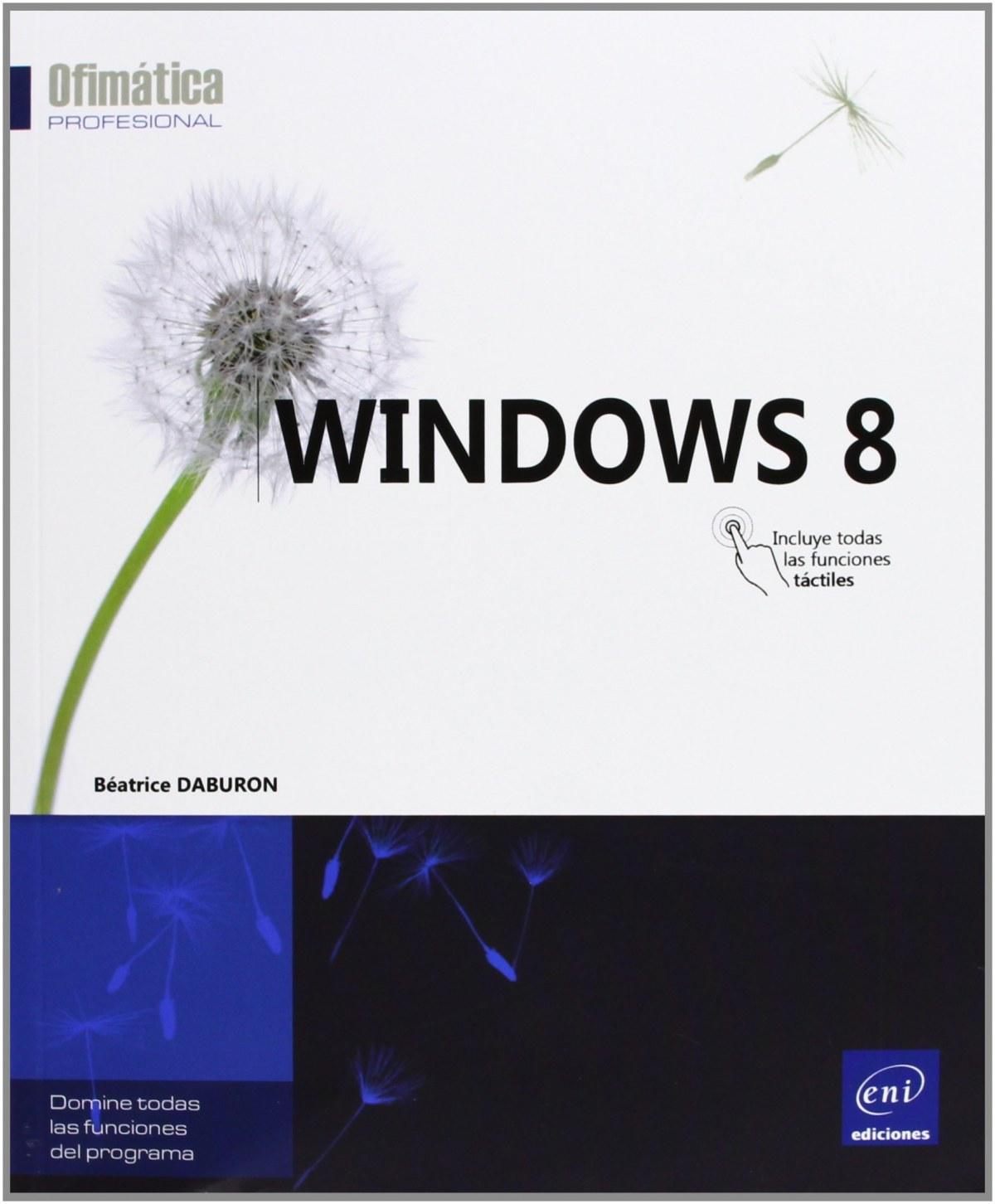 Ofimática Prof. Windows 8