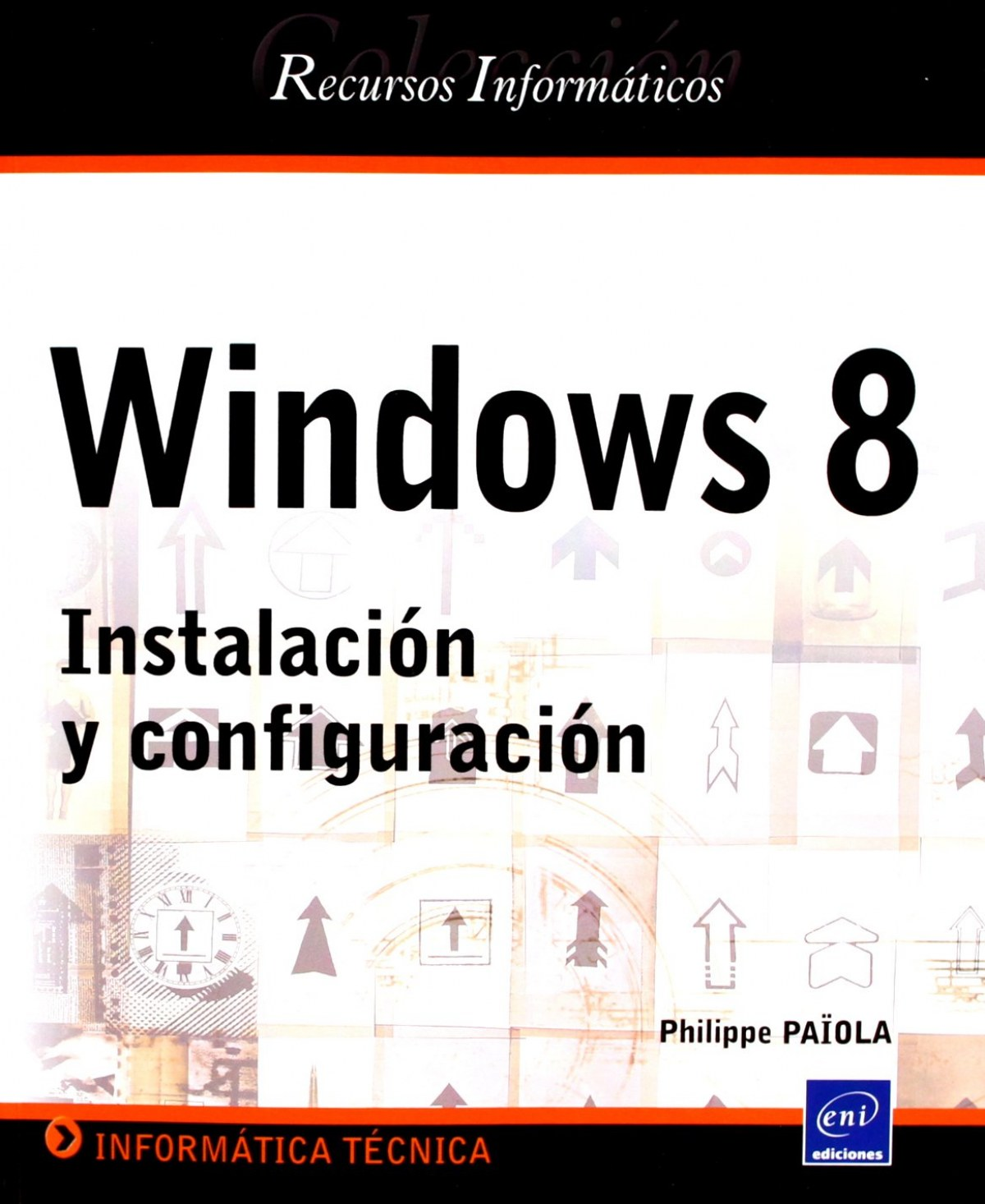 Recursos Inform. Windows 8 - Inst. y config.