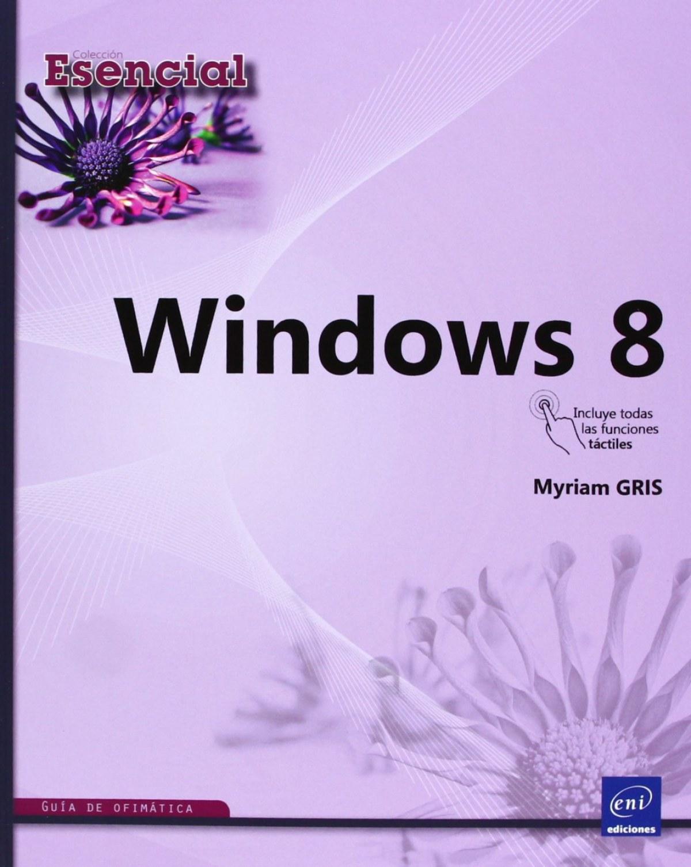 Esencial Windows 8