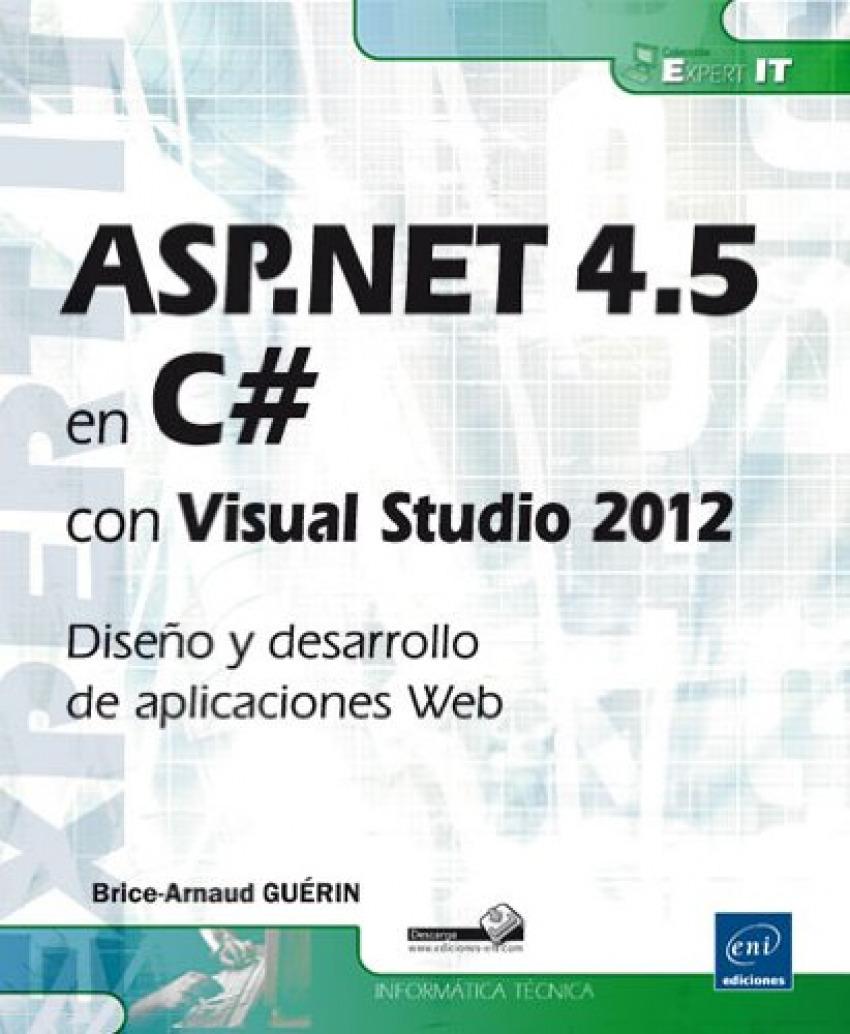Expert IT ASP.NET 4.5 en C# con Visual Studio 2012