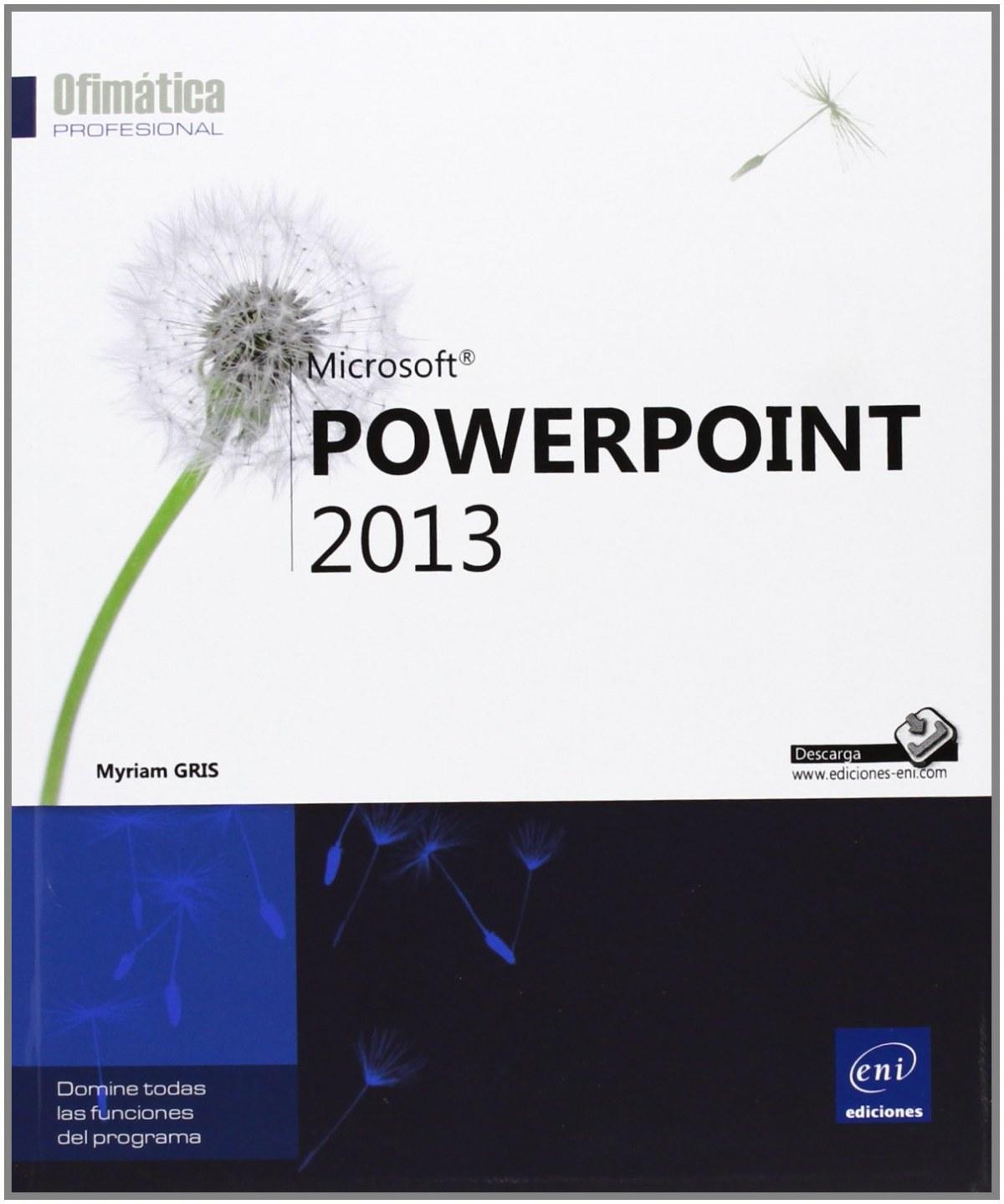 Ofimática Prof. PowerPoint 2013