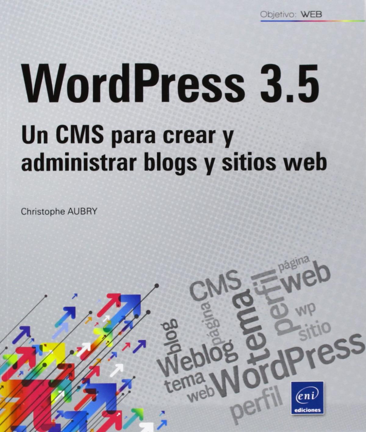 Objetivo: Web WordPress 3.5