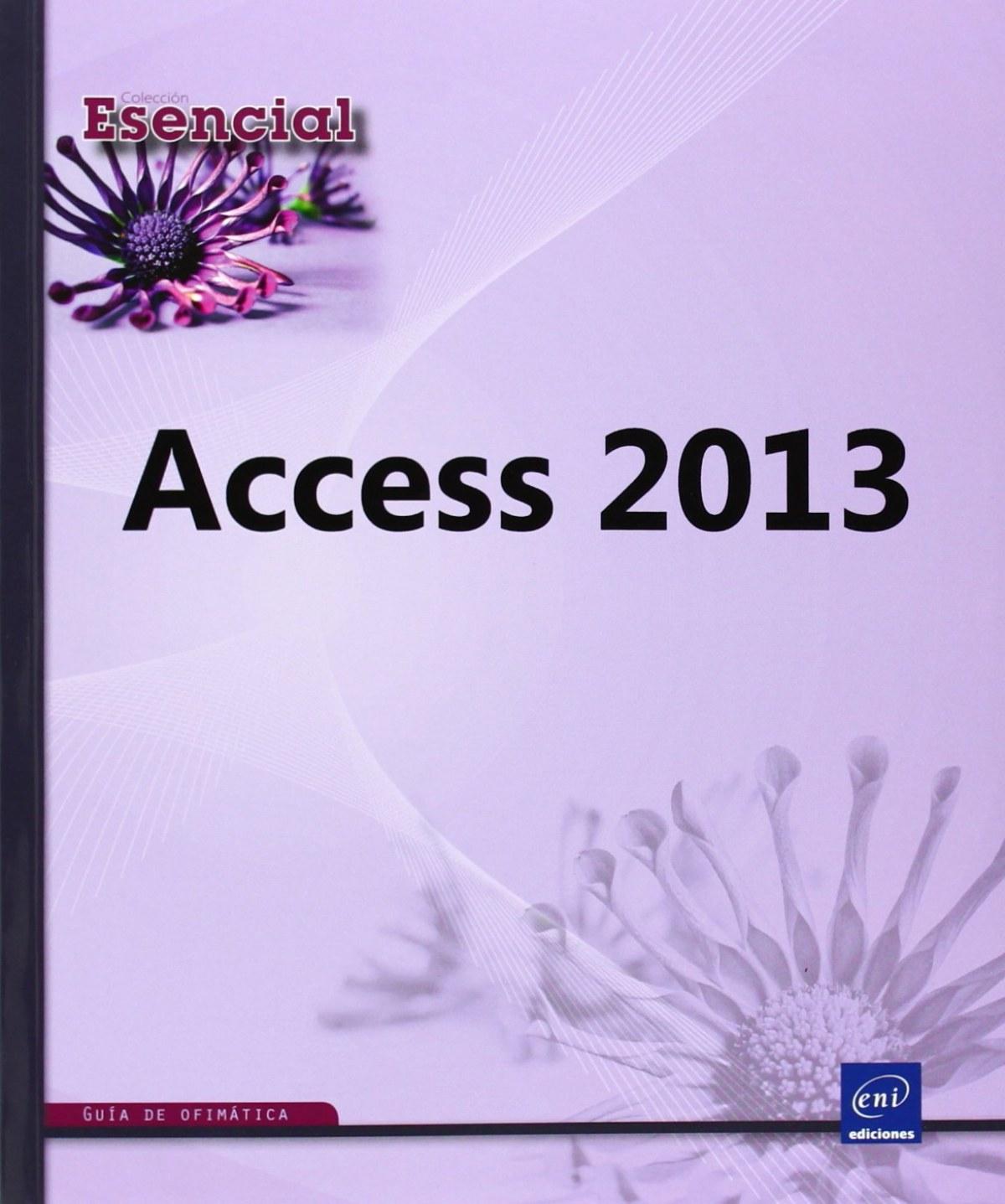 Esencial Access 2013