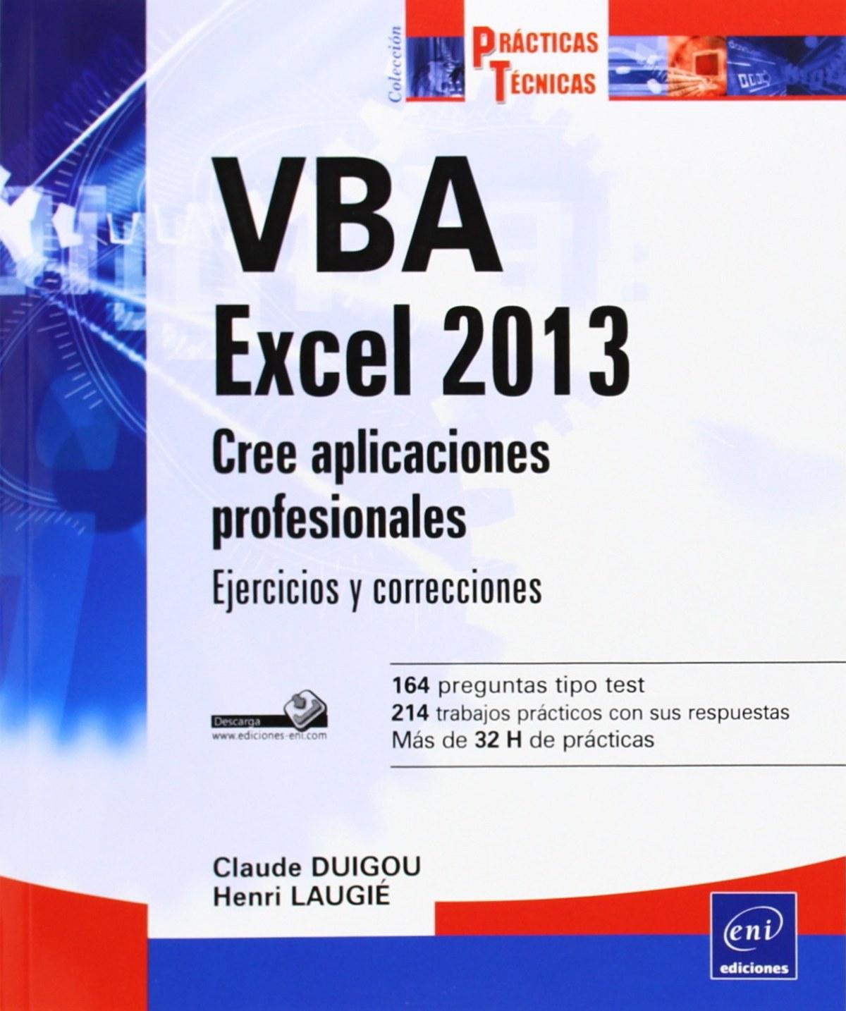 Prácticas Técnicas VBA EXCEL 2013