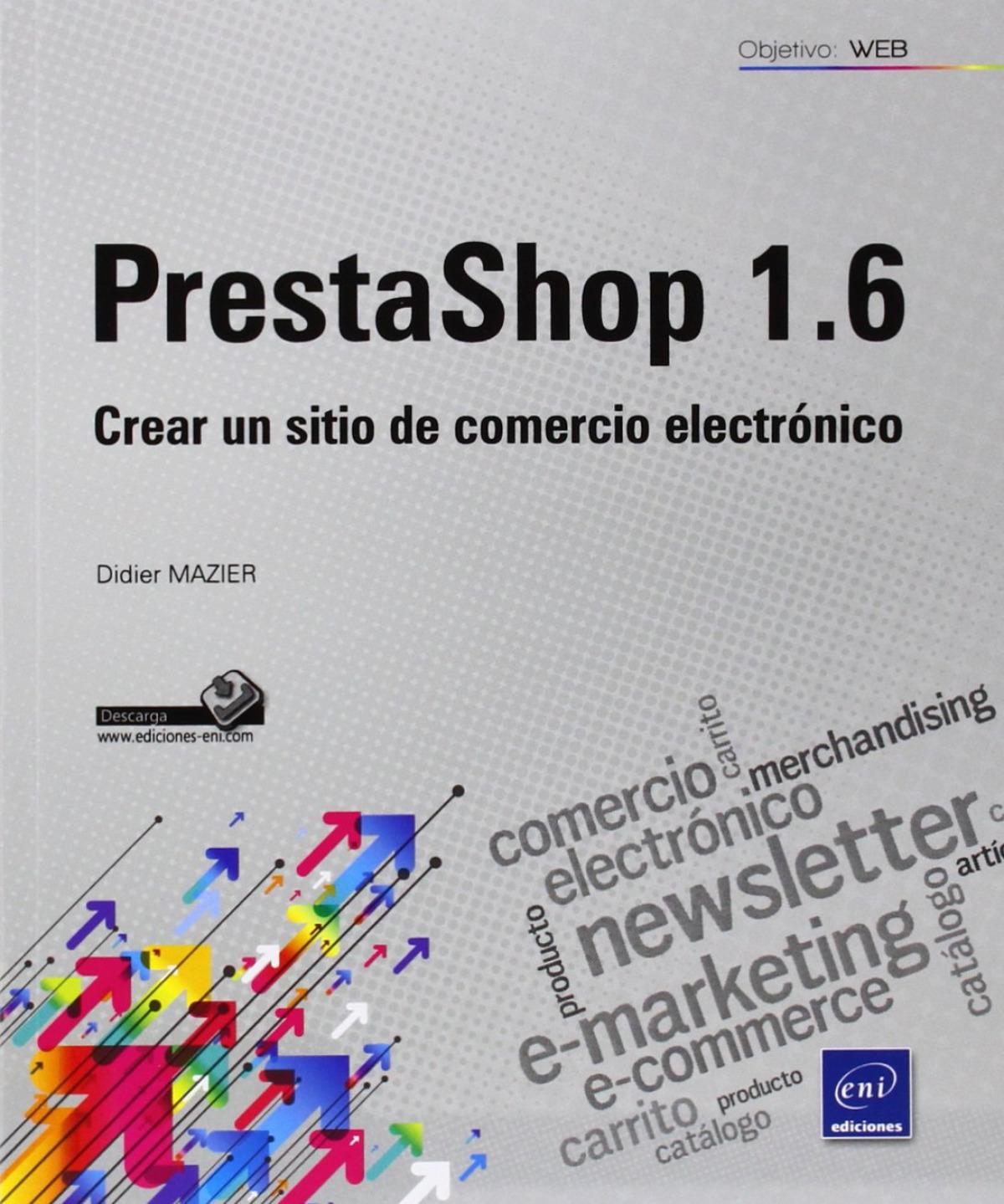 Objetivo: Web Prestashop 1.6