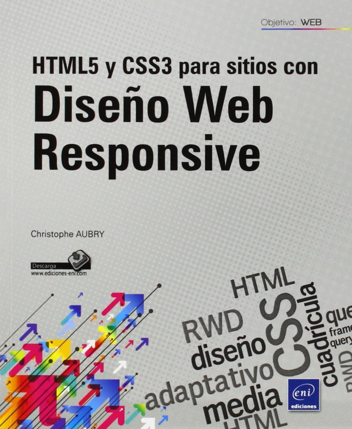 Objetivo: Web HTML5 y CSS3 Responsive Web