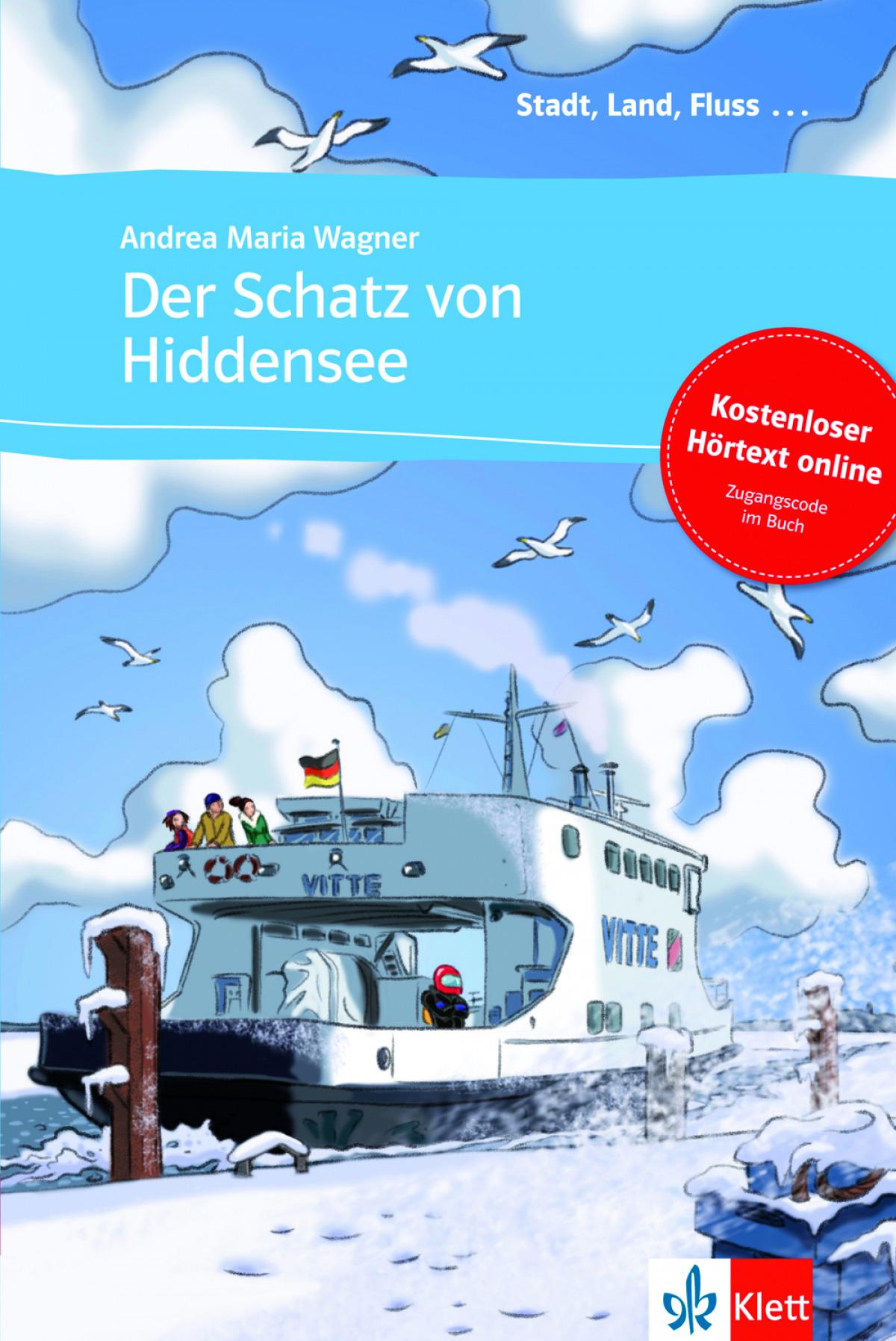 Der Schatz von Hiddensee - Libro + audio descargable (Colección S