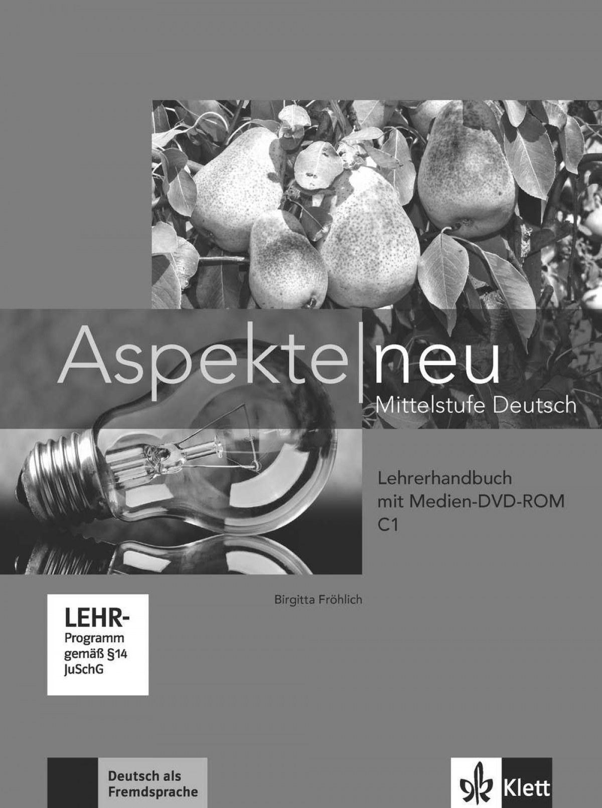 ASPEKTE NEU 3 PROFESOR+DVD-ROM