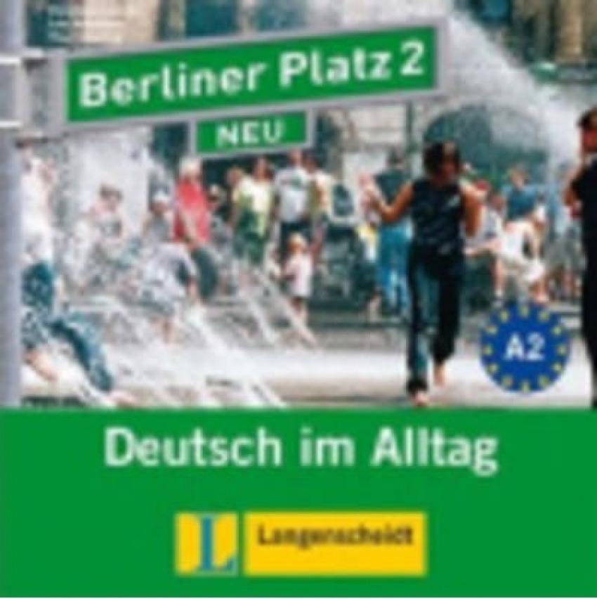 BERLINER PLATZ 2 CD ALUM