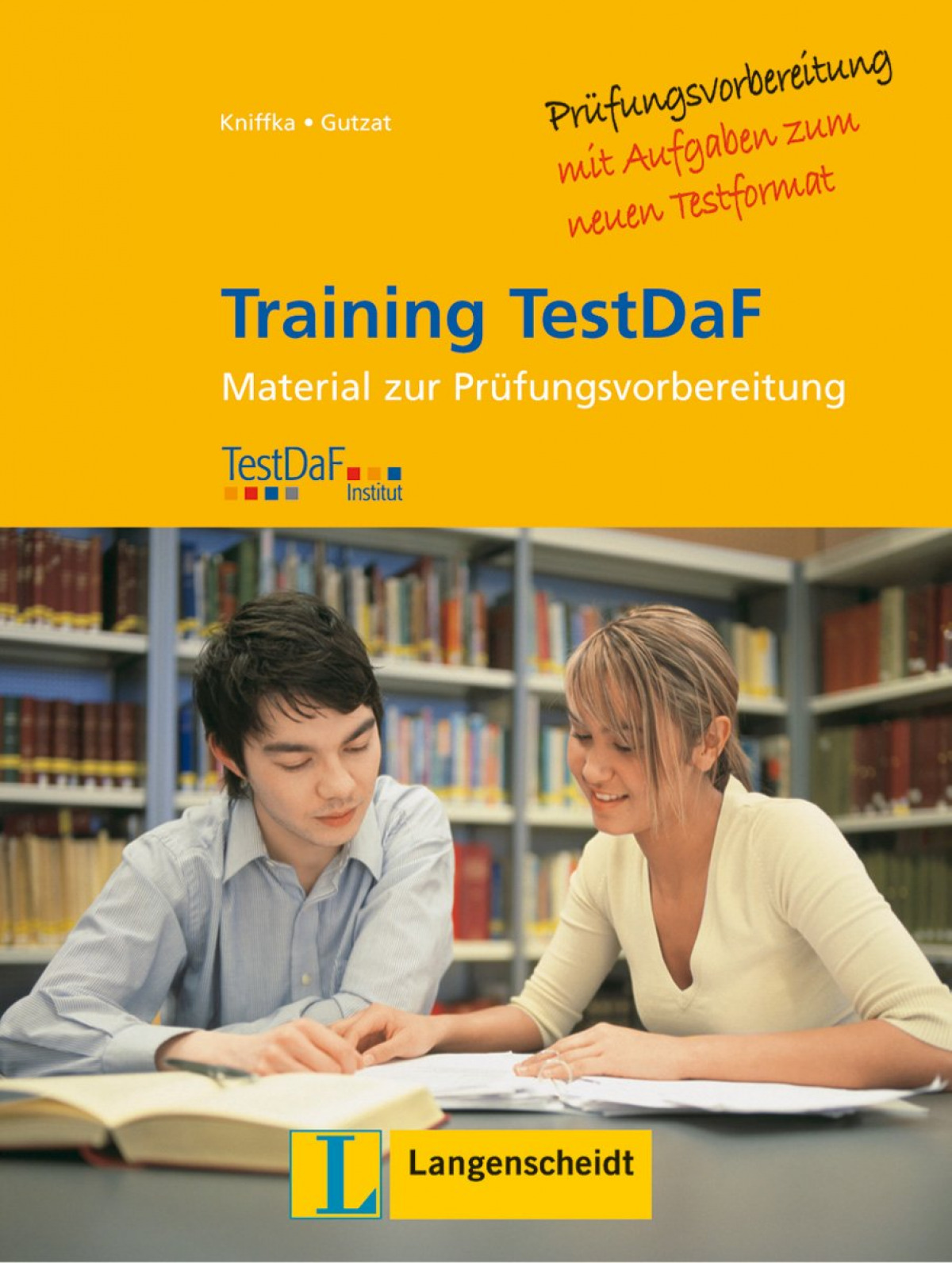 Training testdaf, libro del alumno + cd