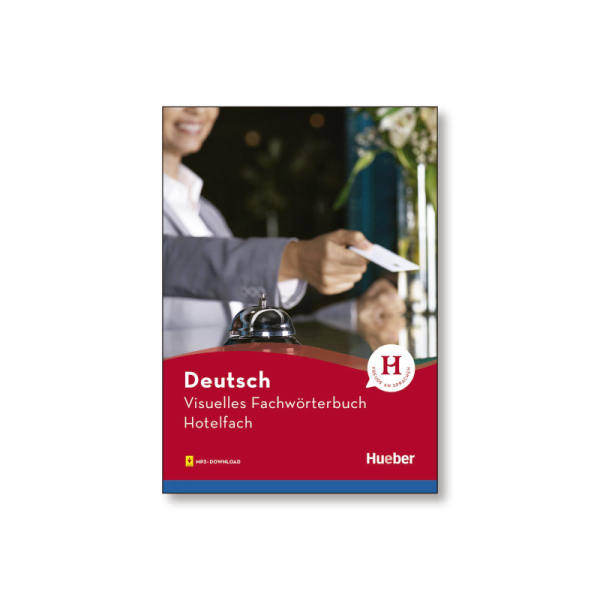 Visuelles Fachwoerterbuch Hotelfach