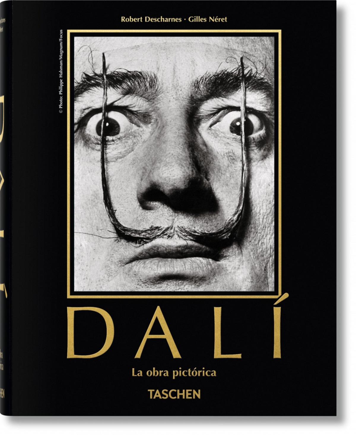 Dalí. La obra pictórica (25 aniversario)