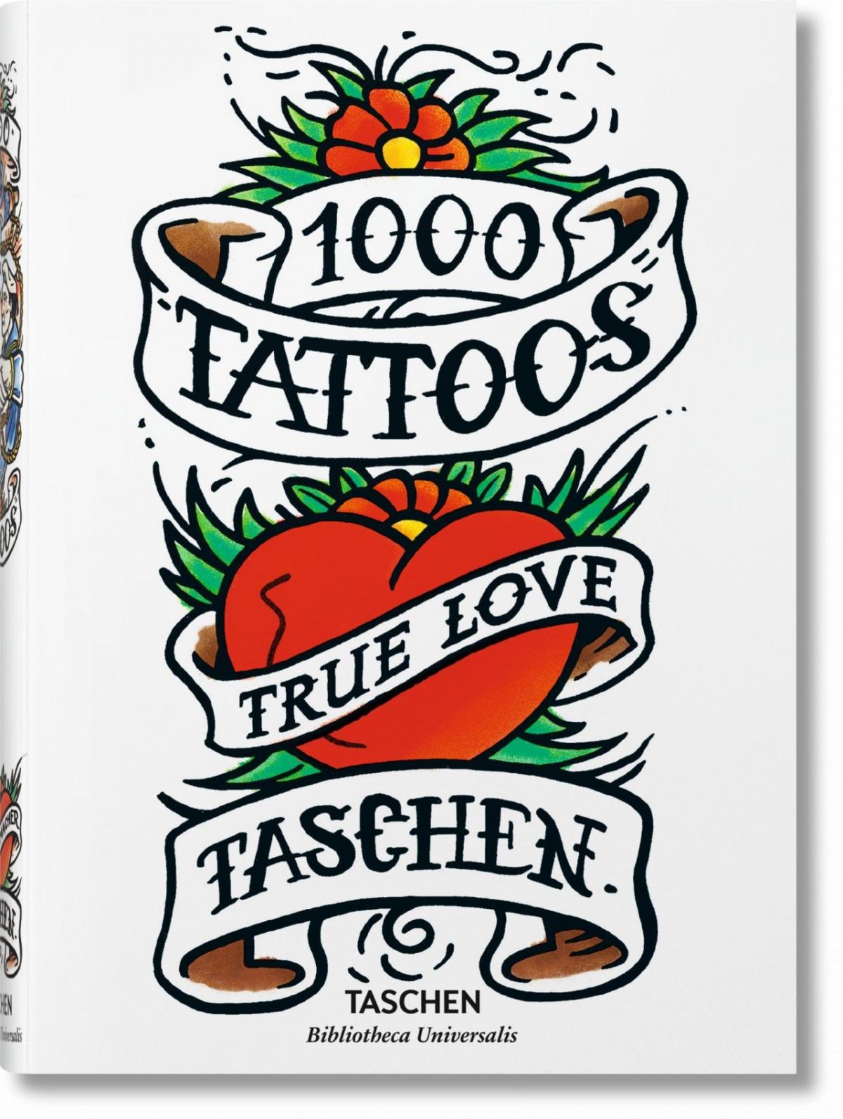 1000 tattoos true love